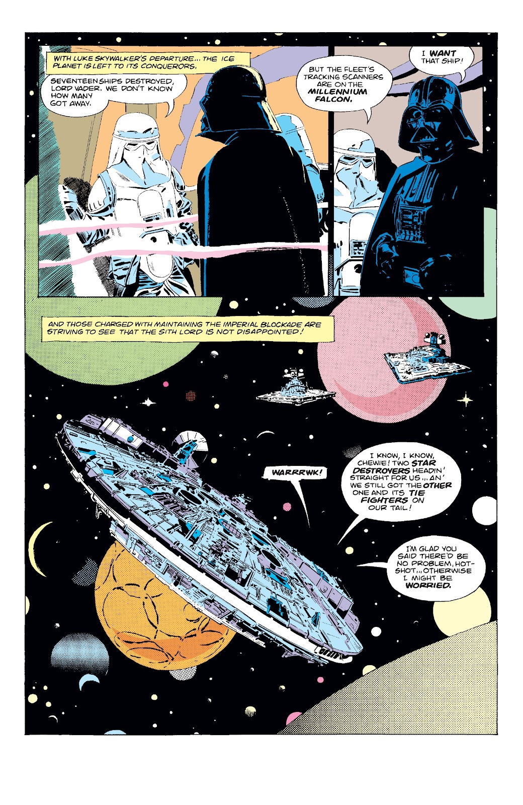 Read online Star Wars Legends: The Original Marvel Years - Epic Collection comic -  Issue # TPB 3 (Part 1) - 51