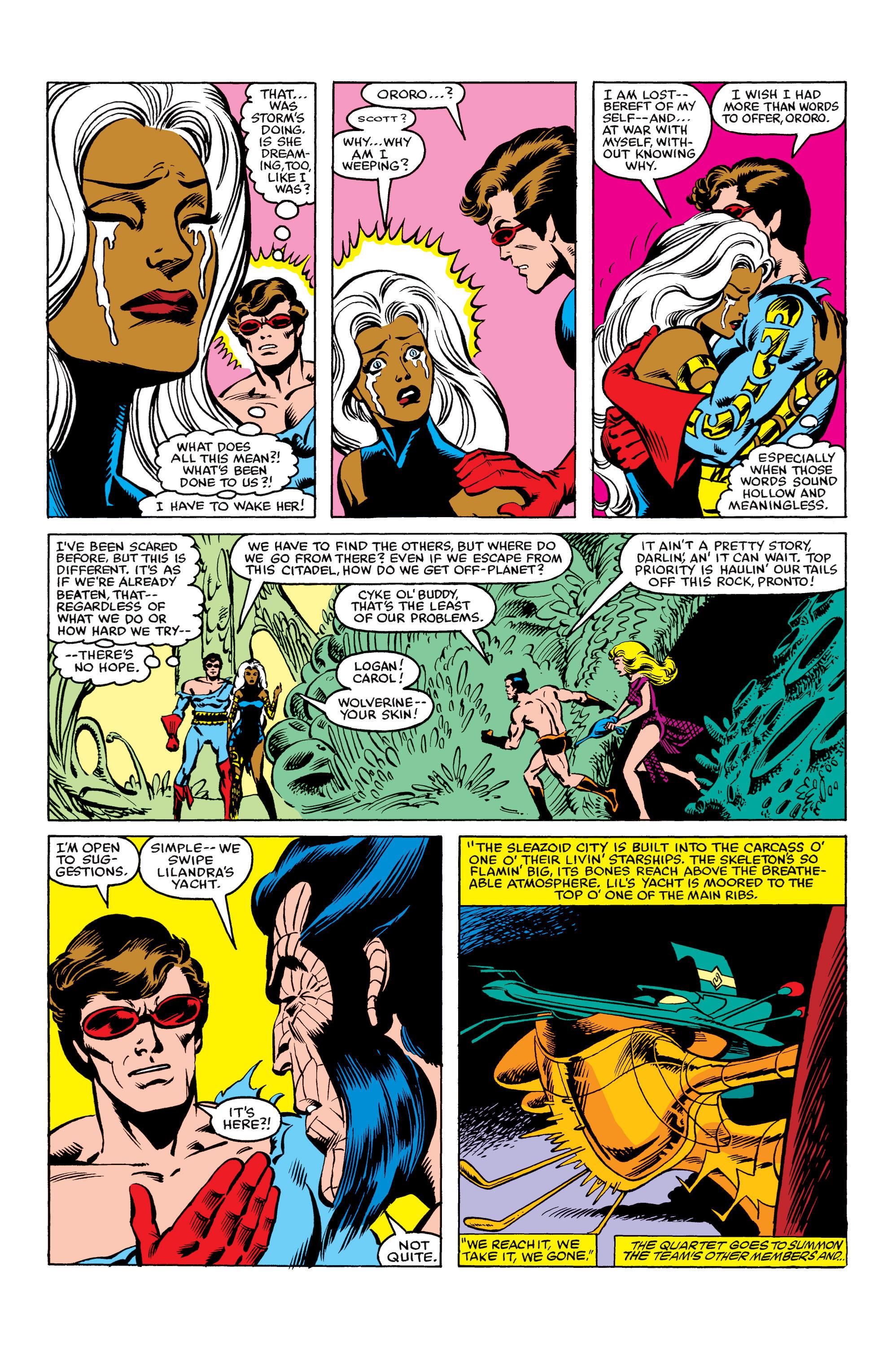 Read online Uncanny X-Men (1963) comic -  Issue #163 - 13