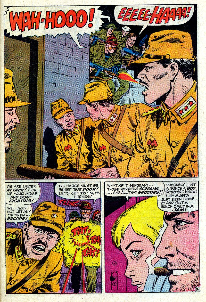 Read online Sgt. Fury comic -  Issue #64 - 23