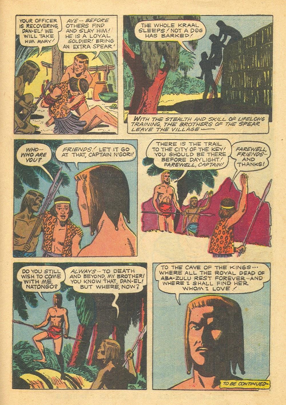 Tarzan (1948) issue 70 - Page 33