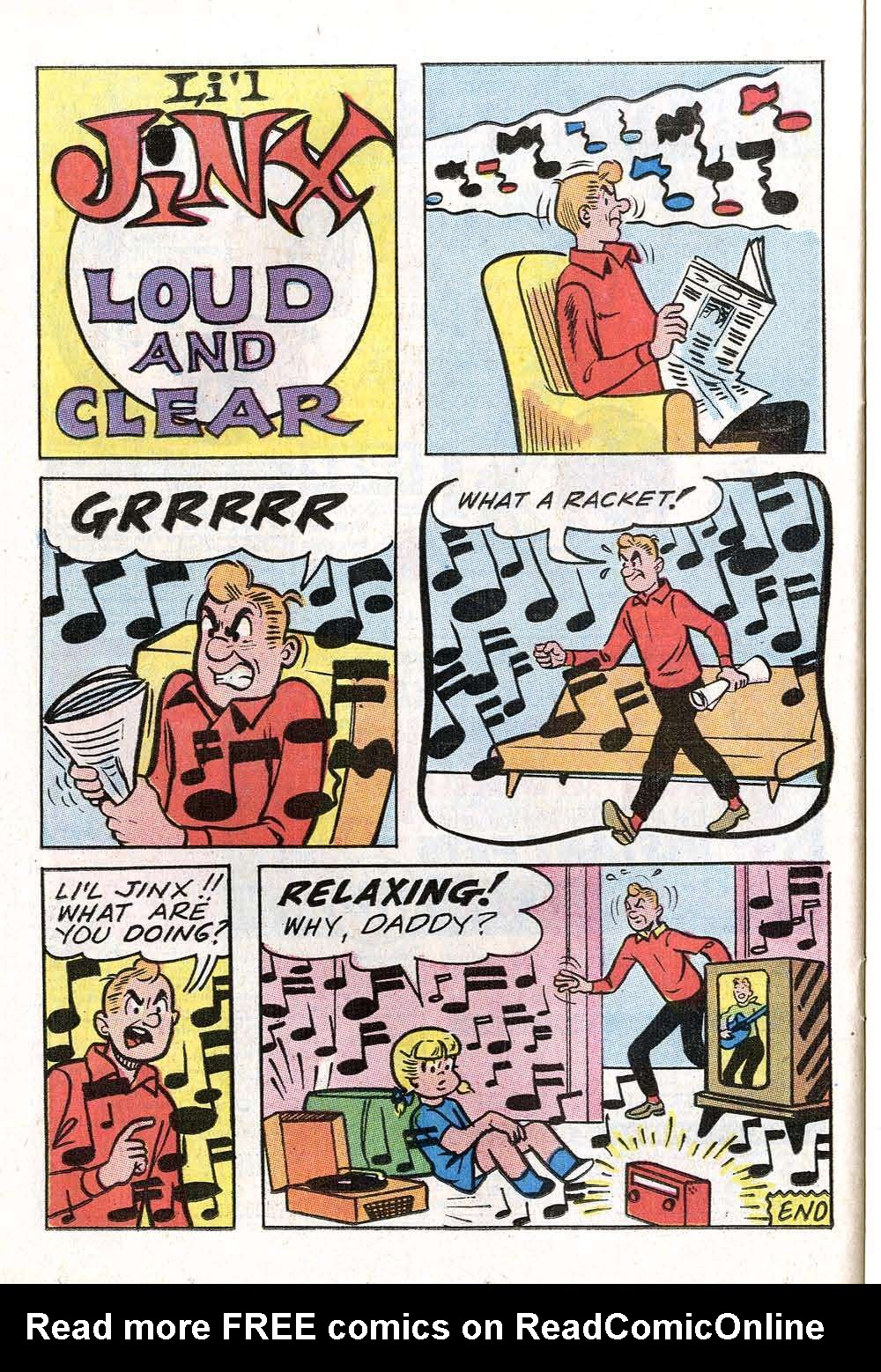 Read online Archie (1960) comic -  Issue #199 - 26
