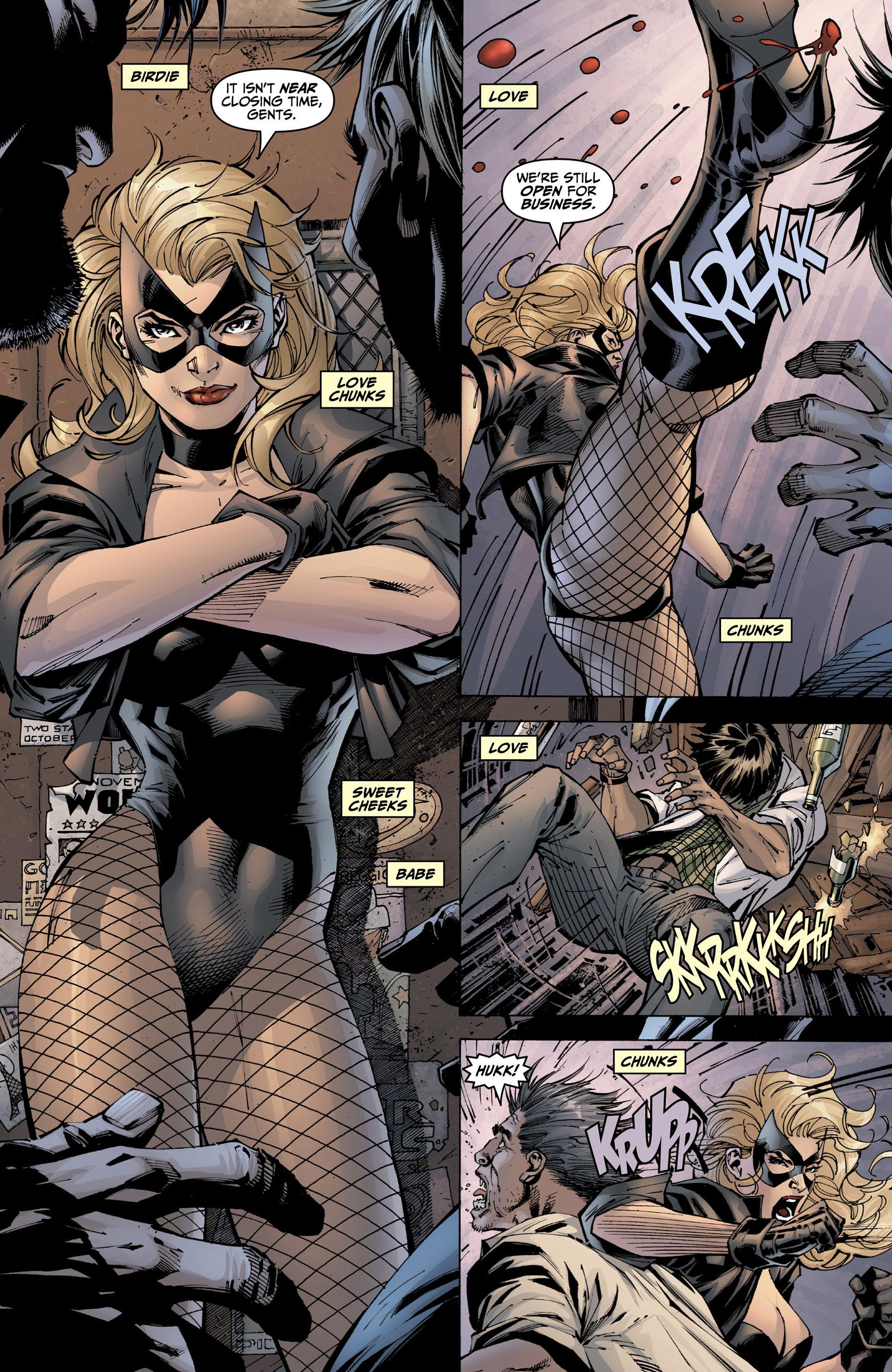 Read online All Star Batman & Robin, The Boy Wonder comic -  Issue #3 - 9