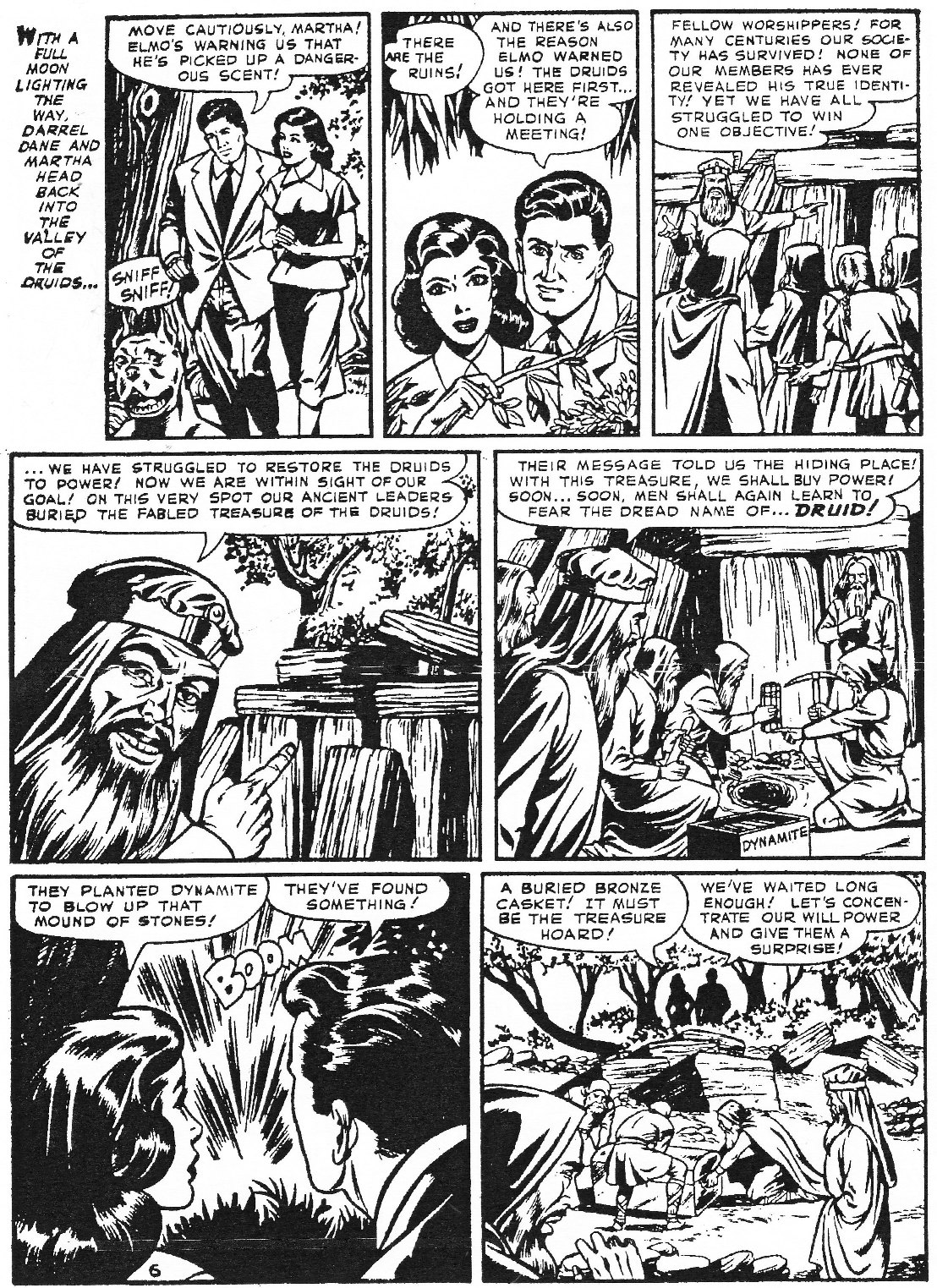 Read online Men of Mystery Comics comic -  Issue #74 - 48