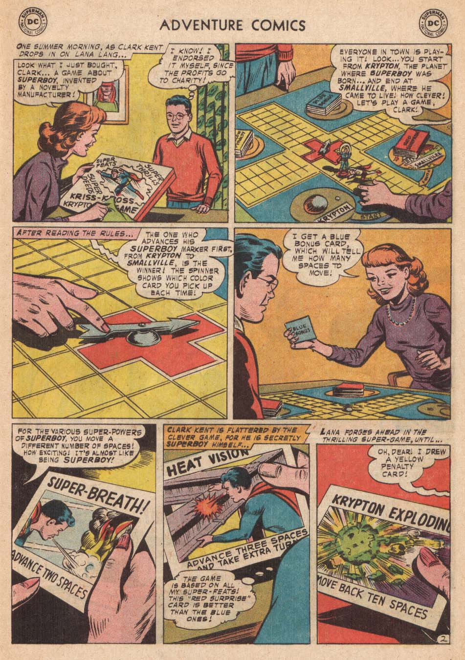 Read online Adventure Comics (1938) comic -  Issue #338 - 25