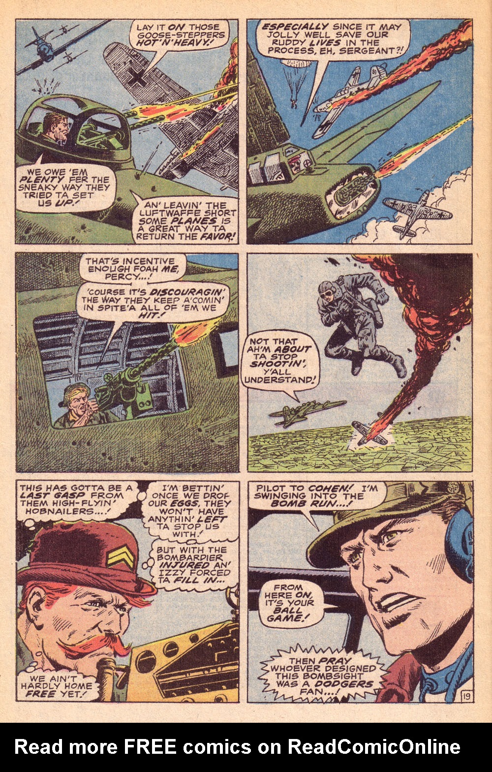 Read online Sgt. Fury comic -  Issue #74 - 28