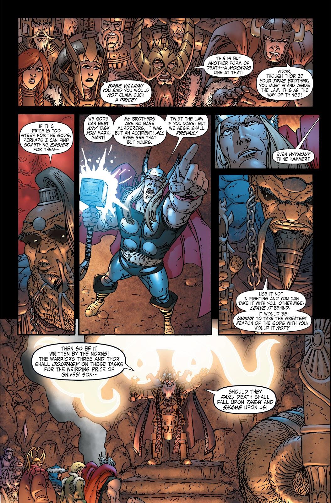 Read online Thor: Ragnaroks comic -  Issue # TPB (Part 1) - 26