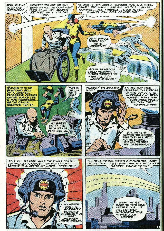 Read online Uncanny X-Men (1963) comic -  Issue #67 - 30
