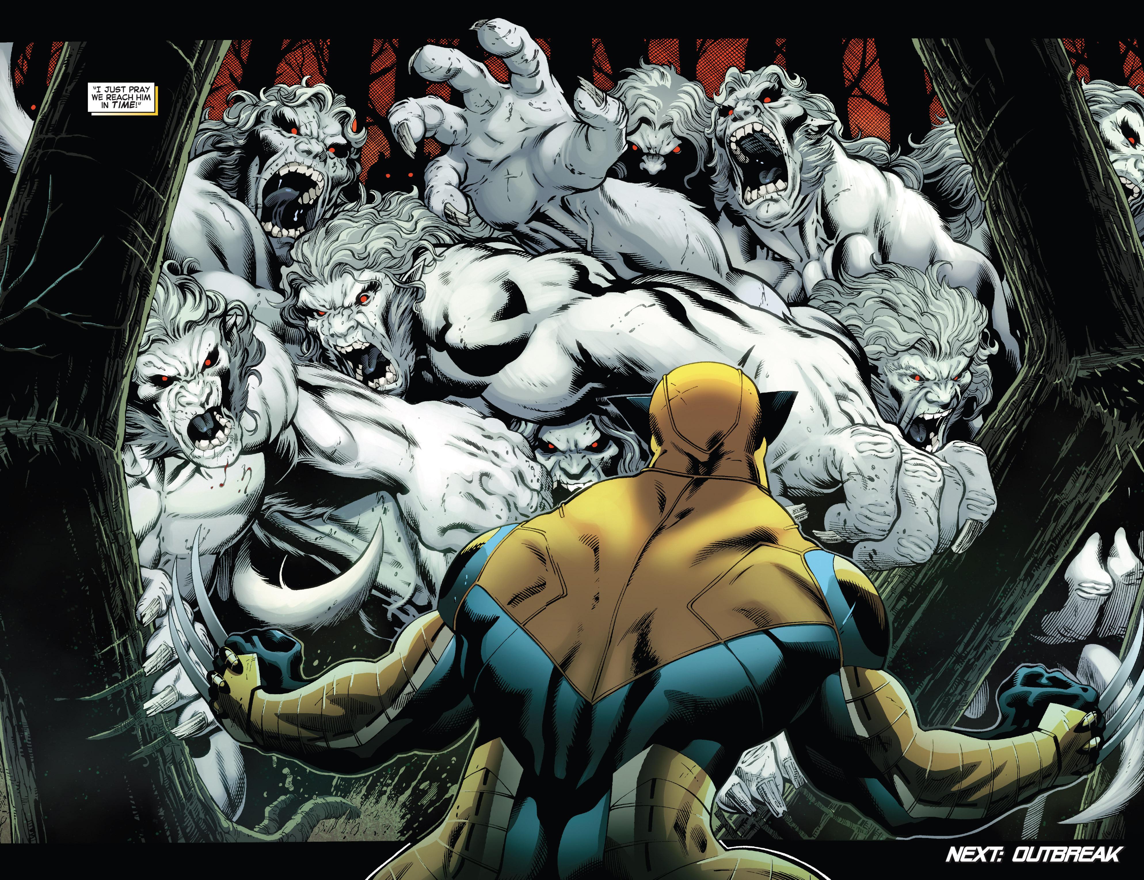 Read online Amazing X-Men (2014) comic -  Issue #8 - 21
