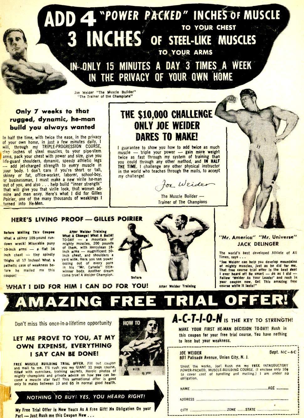 Read online Adventure Comics (1938) comic -  Issue #249 - 35