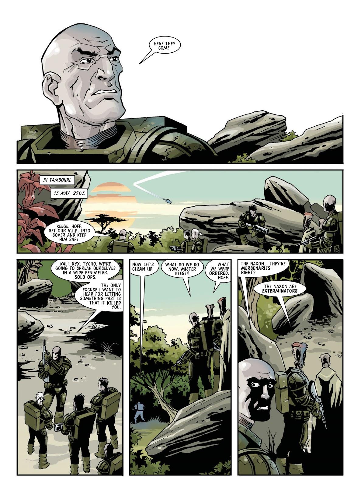 Judge Dredd Megazine (Vol. 5) Issue #381 #180 - English 108