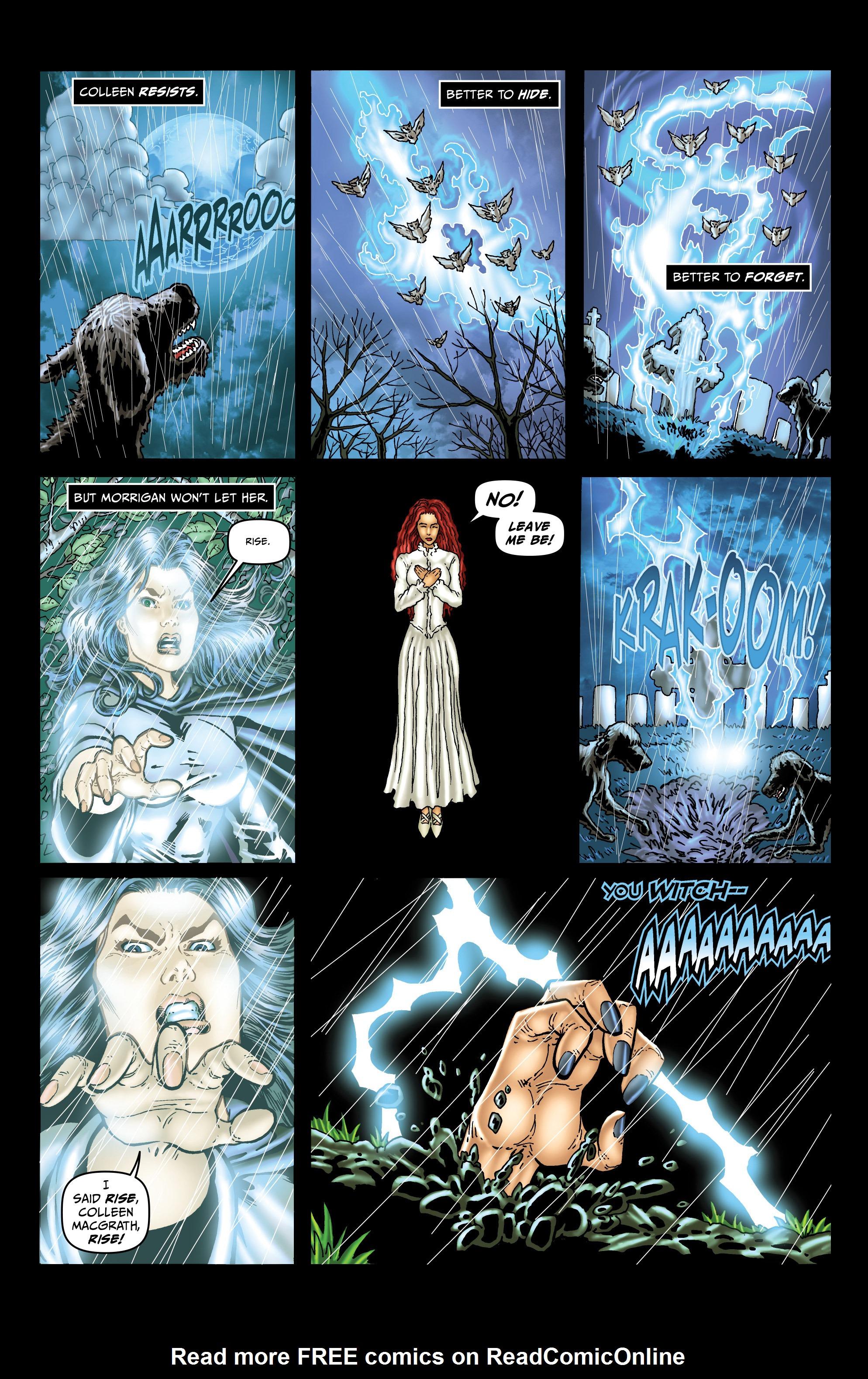 Read online Belladonna: Origins comic -  Issue #1 - 8