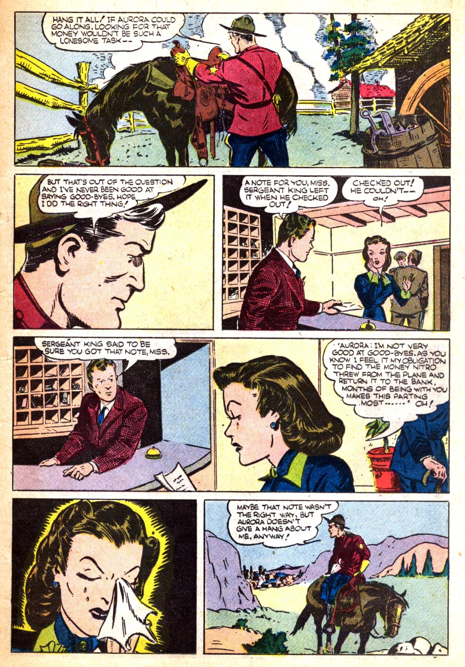 Four Color Comics issue 283 - Page 31