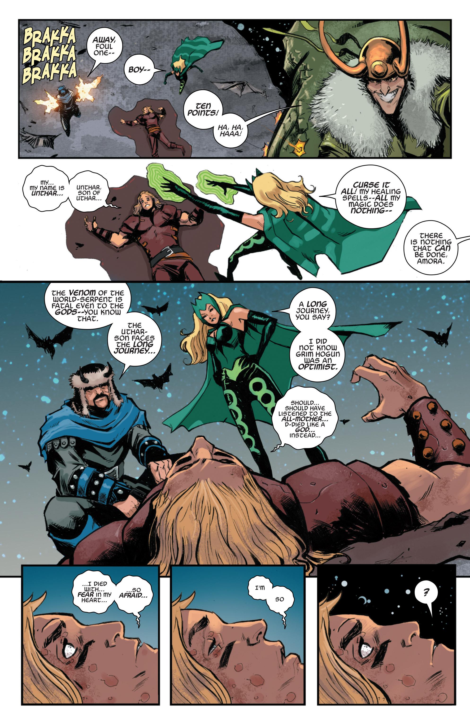 Read online Secret Wars: Last Days of the Marvel Universe comic -  Issue # TPB (Part 1) - 76