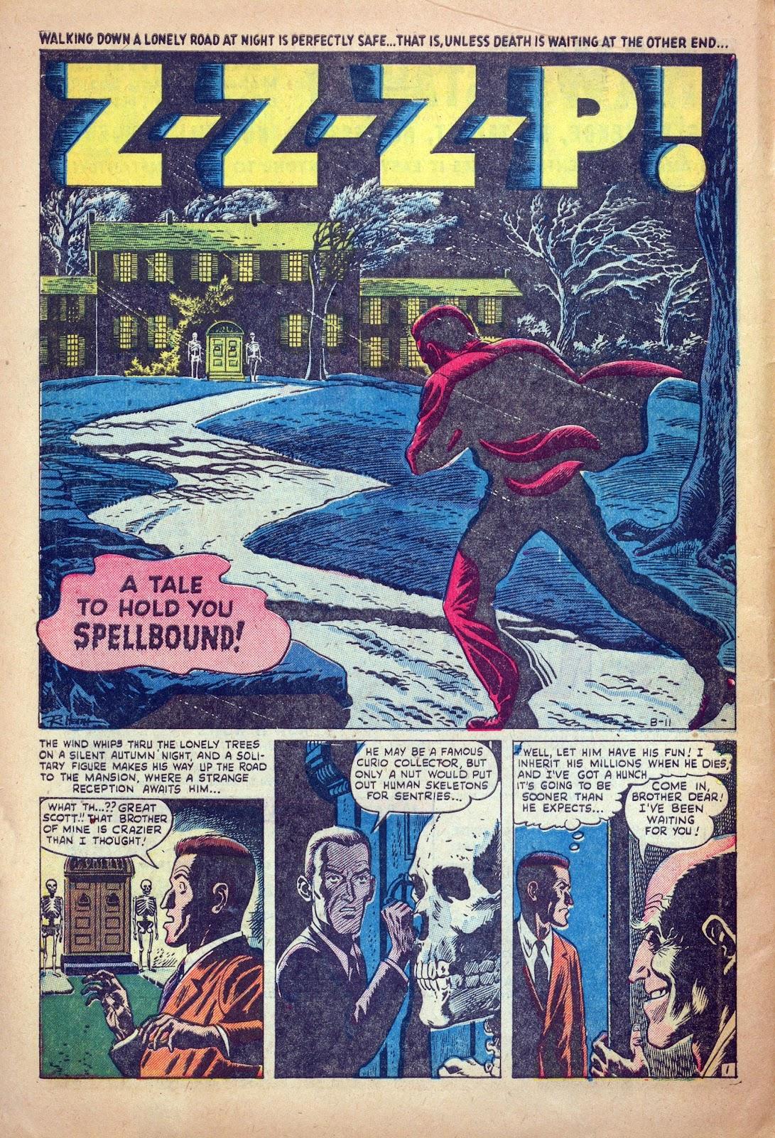 Spellbound (1952) issue 8 - Page 10