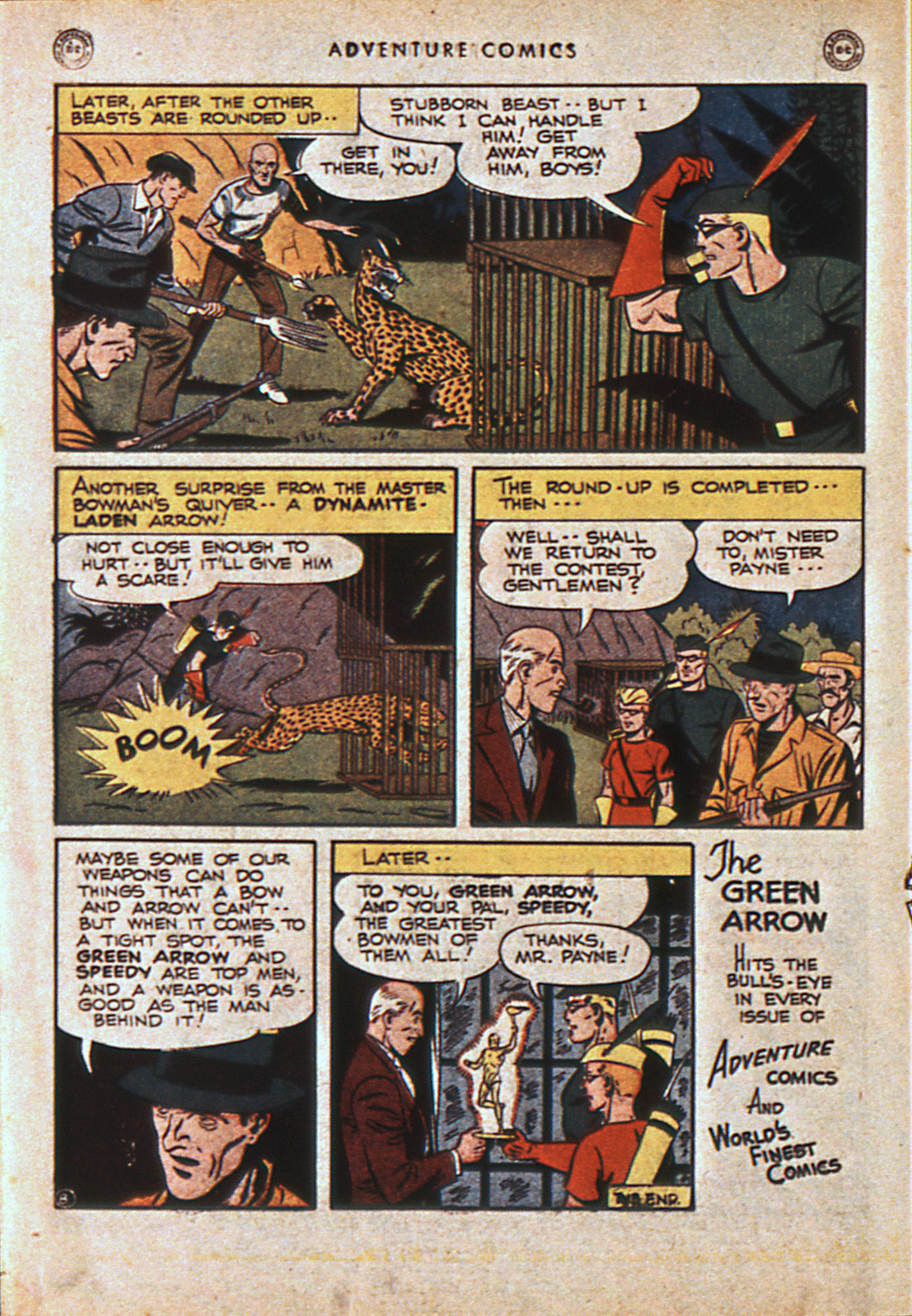 Read online Adventure Comics (1938) comic -  Issue #108 - 51