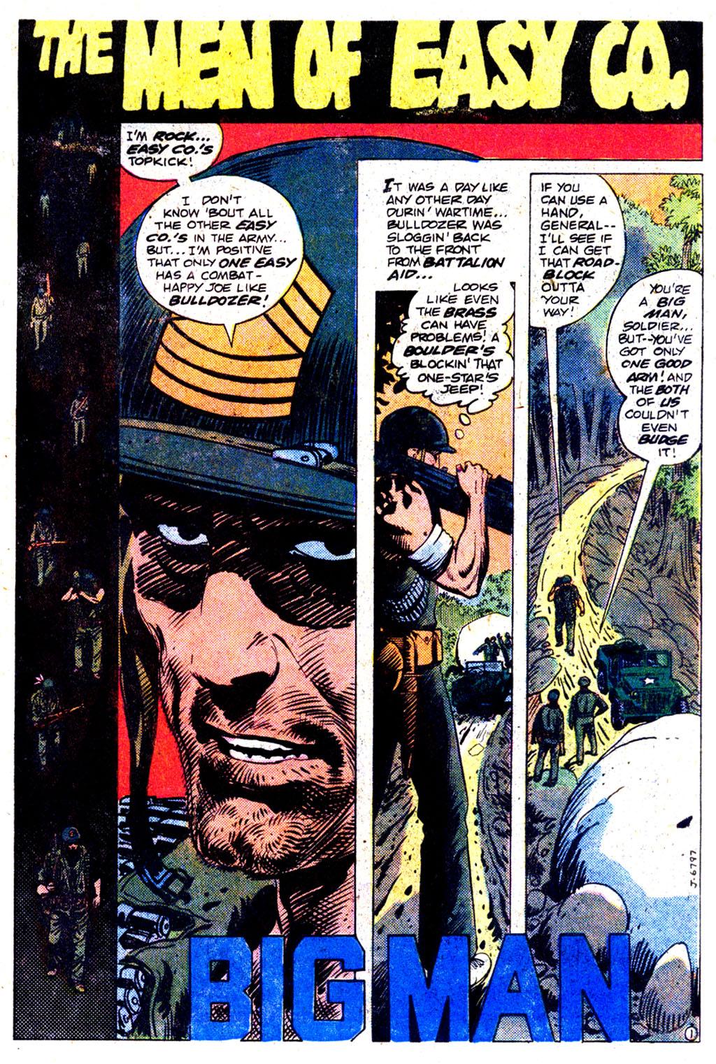 Read online Sgt. Rock comic -  Issue #349 - 24