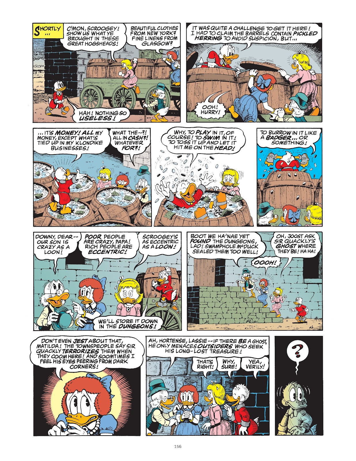 Read online The Complete Life and Times of Scrooge McDuck comic -  Issue # TPB 1 (Part 2) - 53