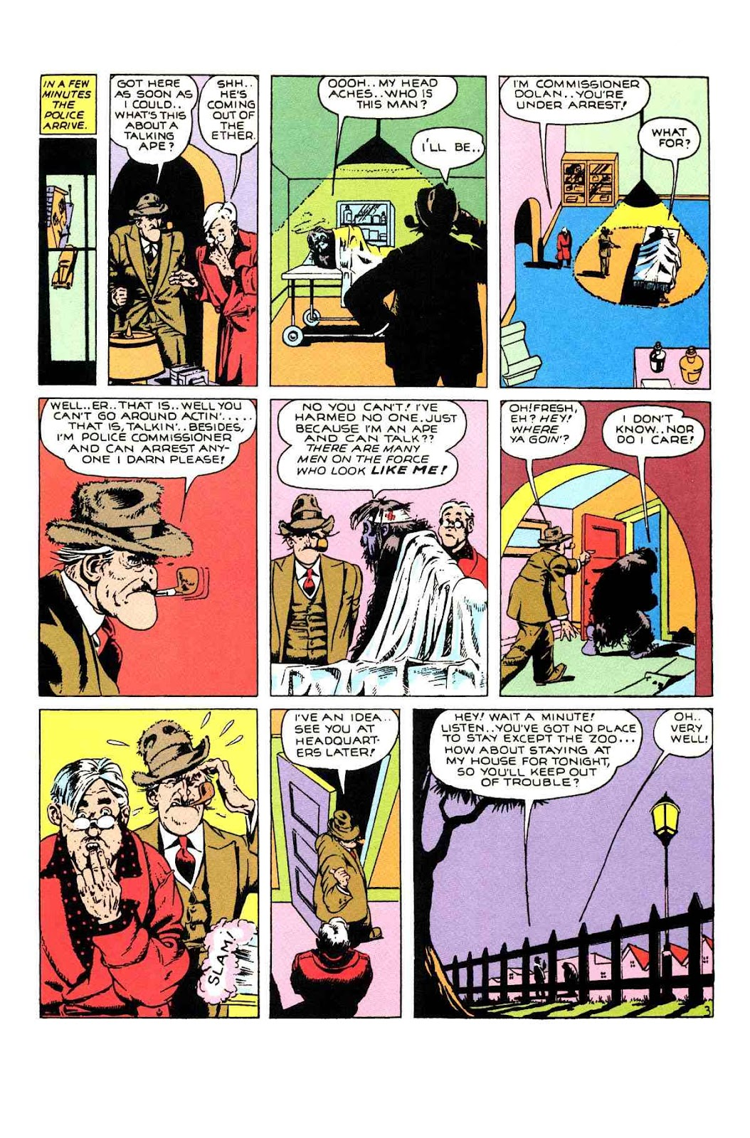 Read online Will Eisner's The Spirit Archives comic -  Issue # TPB 1 (Part 2) - 2