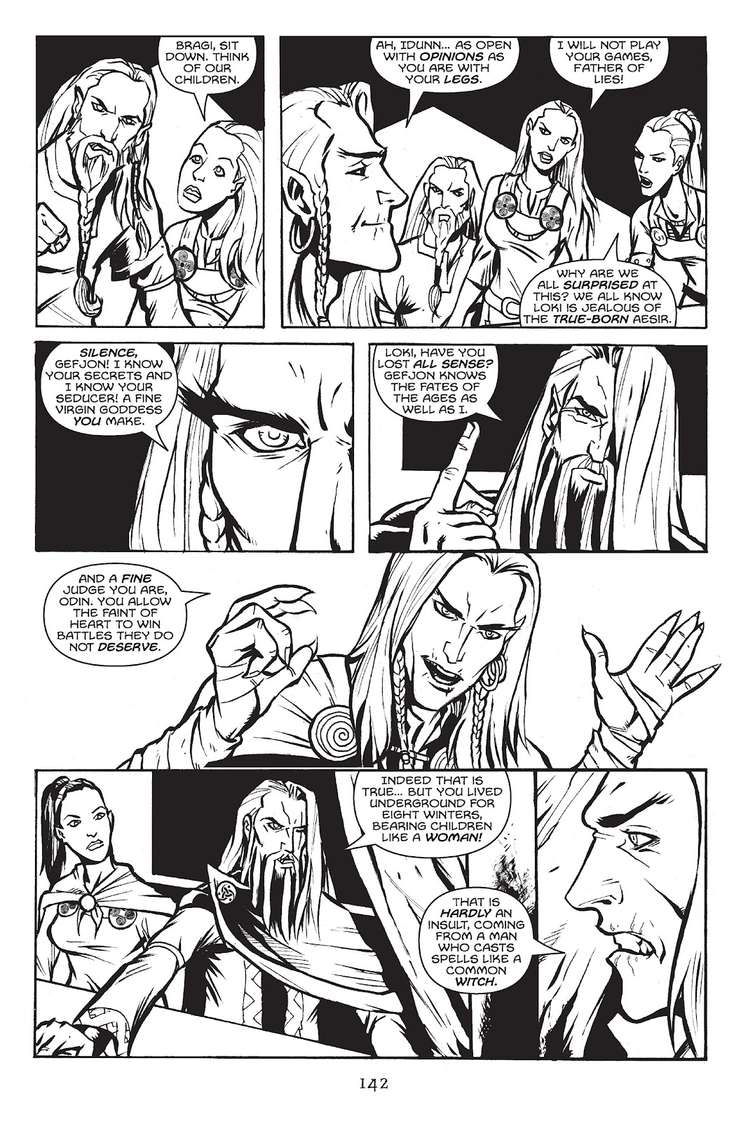 Read online Gods of Asgard comic -  Issue # TPB (Part 2) - 44