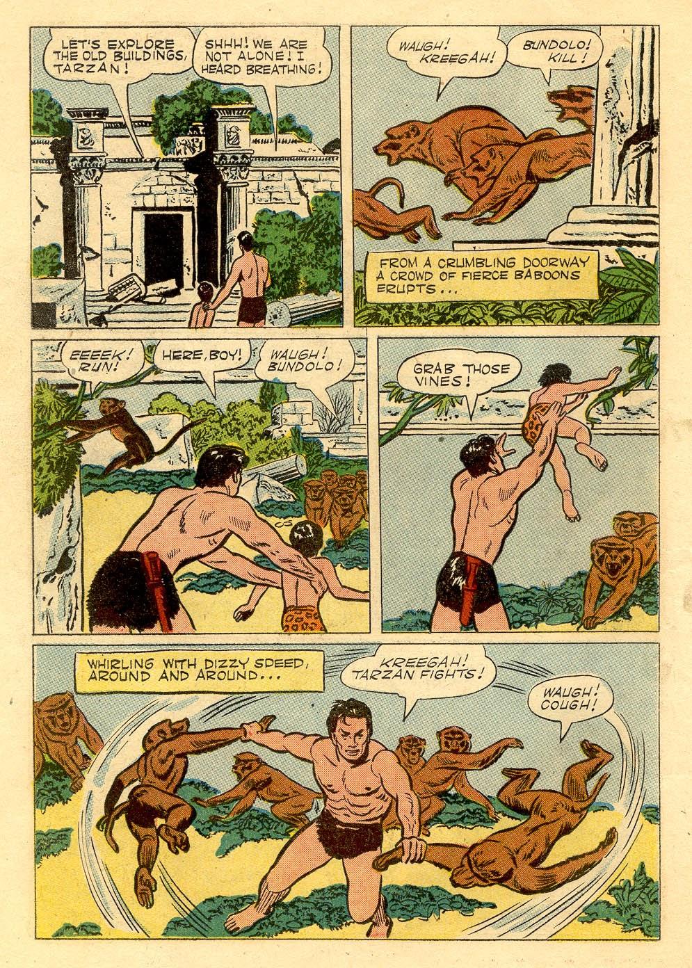 Tarzan (1948) issue 62 - Page 23