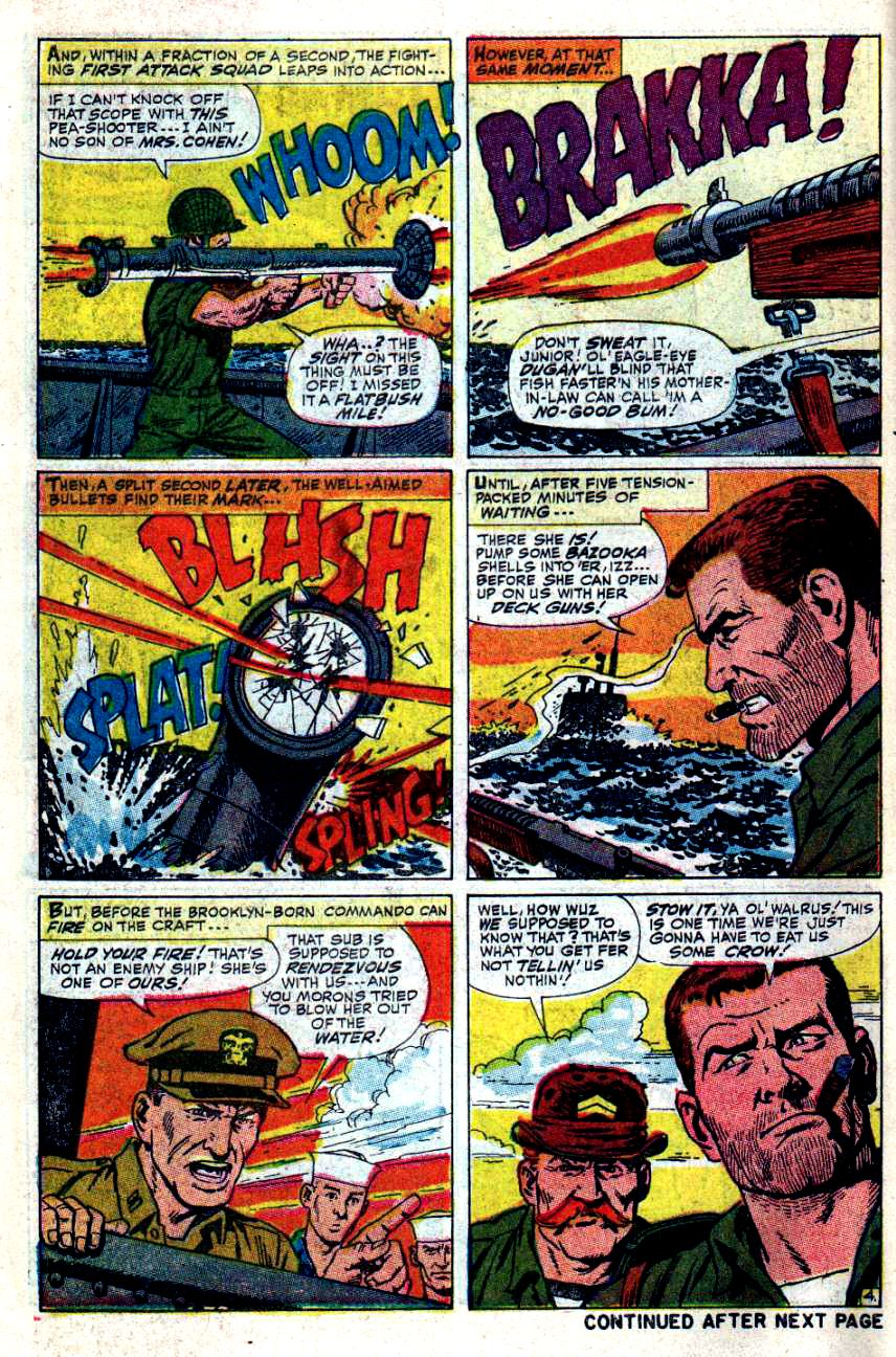 Read online Sgt. Fury comic -  Issue #49 - 6