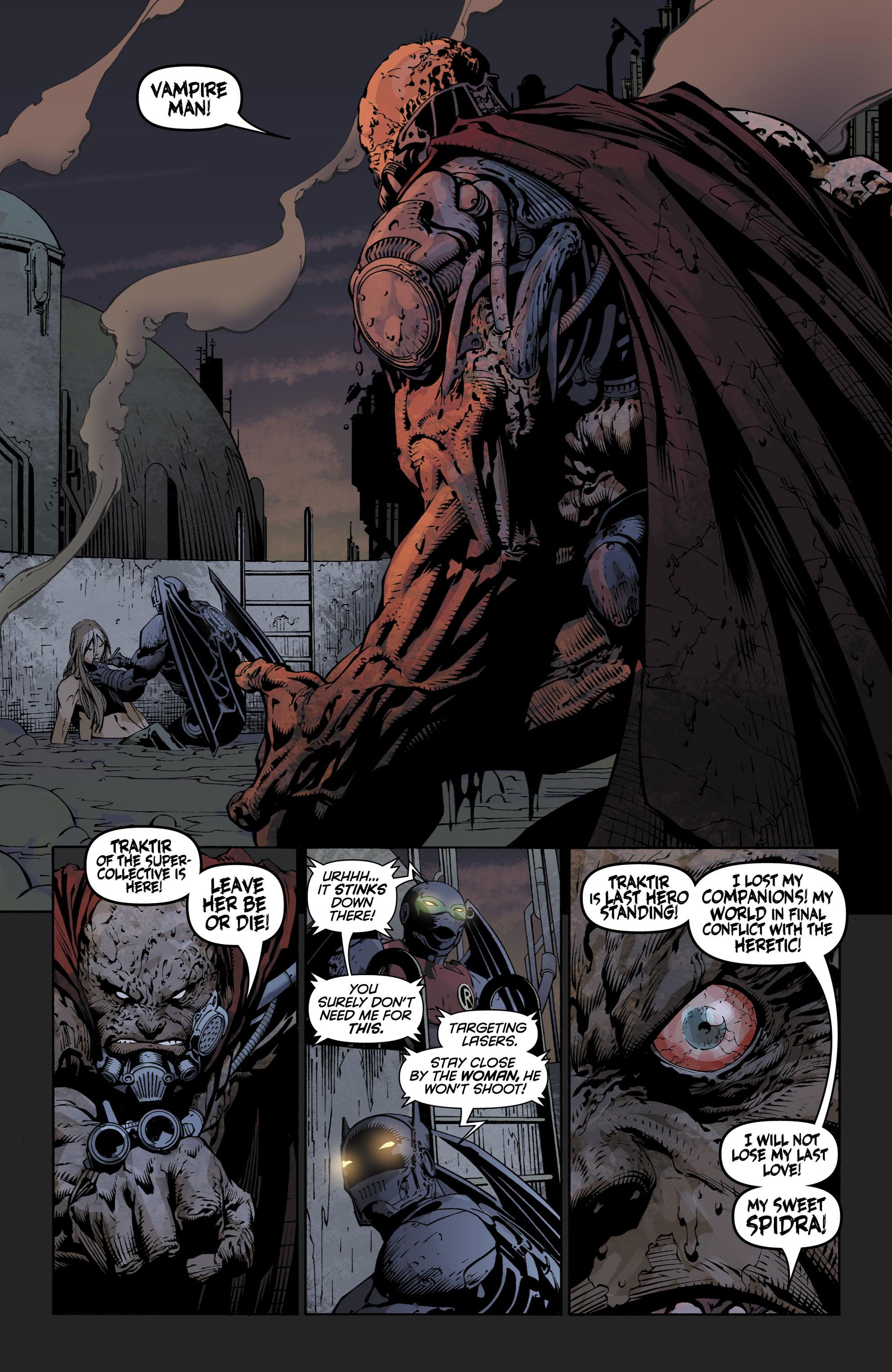 Read online Batman: The Return comic -  Issue # Full - 19