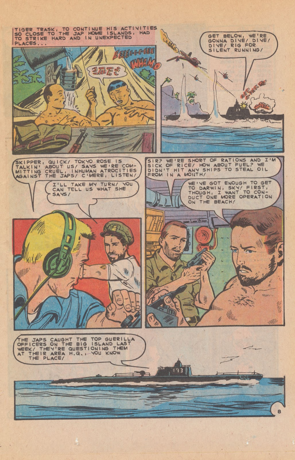 Read online Fightin' Navy comic -  Issue #132 - 11