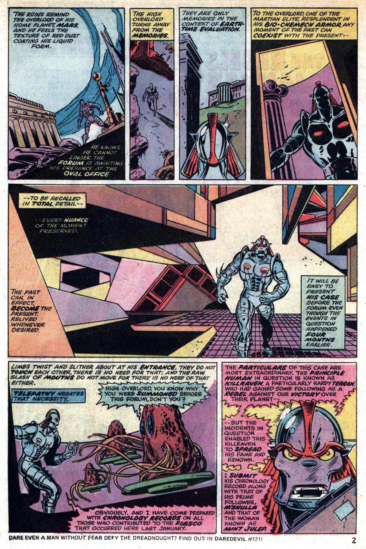 Read online Amazing Adventures (1970) comic -  Issue #30 - 4