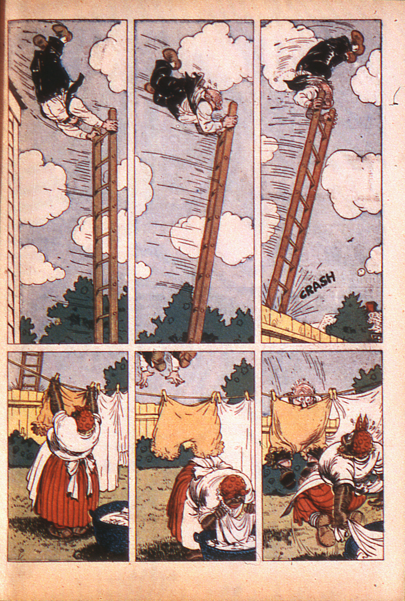 Read online Adventure Comics (1938) comic -  Issue #8 - 28