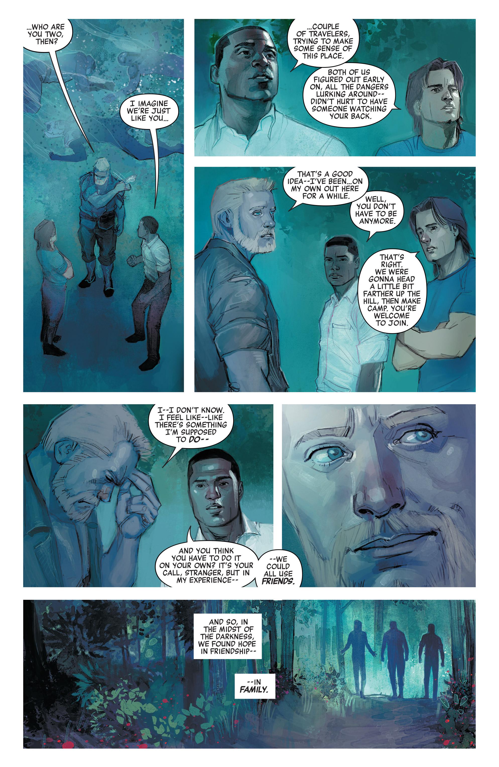 Read online Secret Empire comic -  Issue #4 - 4