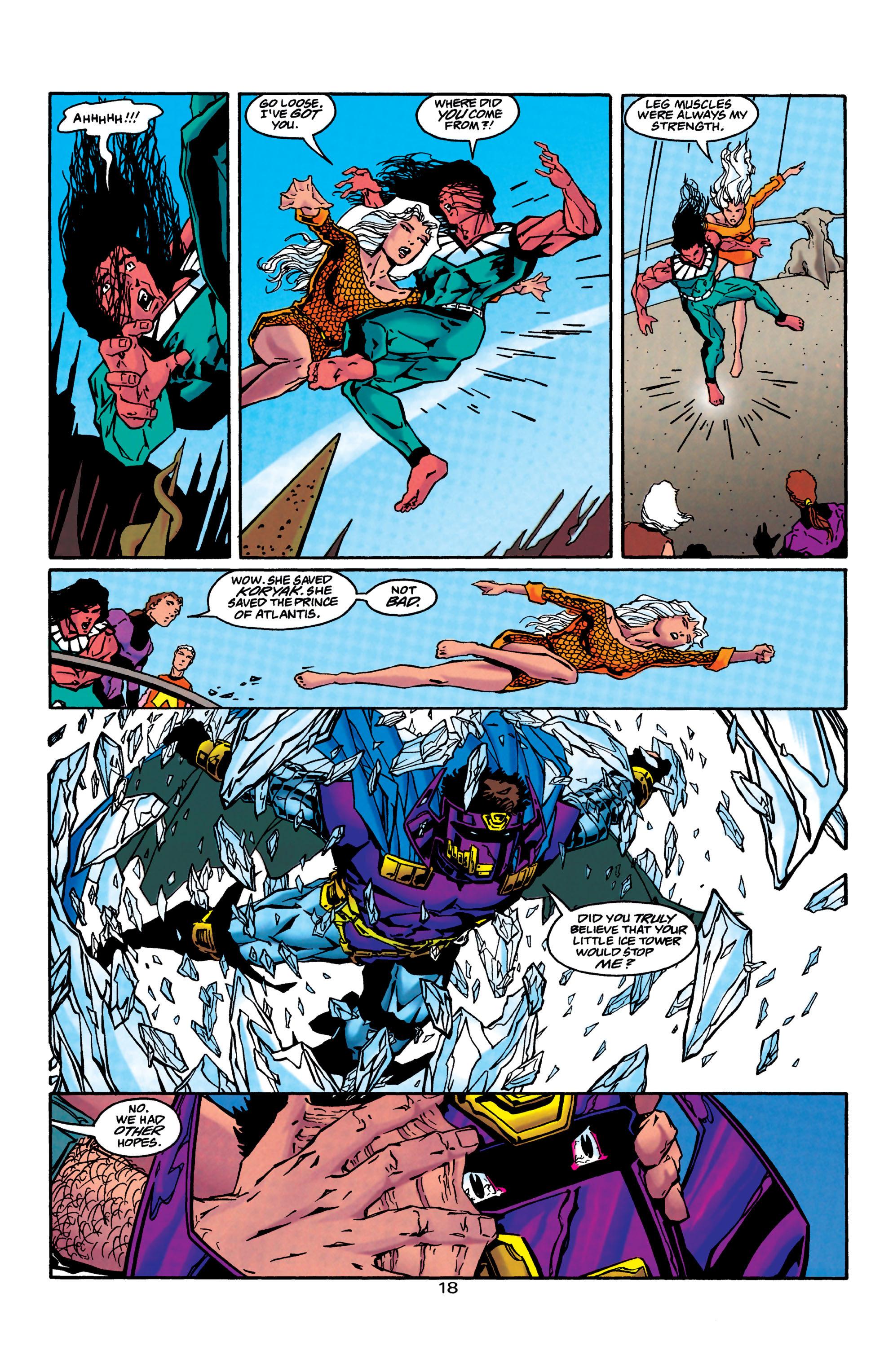 Read online Aquaman (1994) comic -  Issue #40 - 19