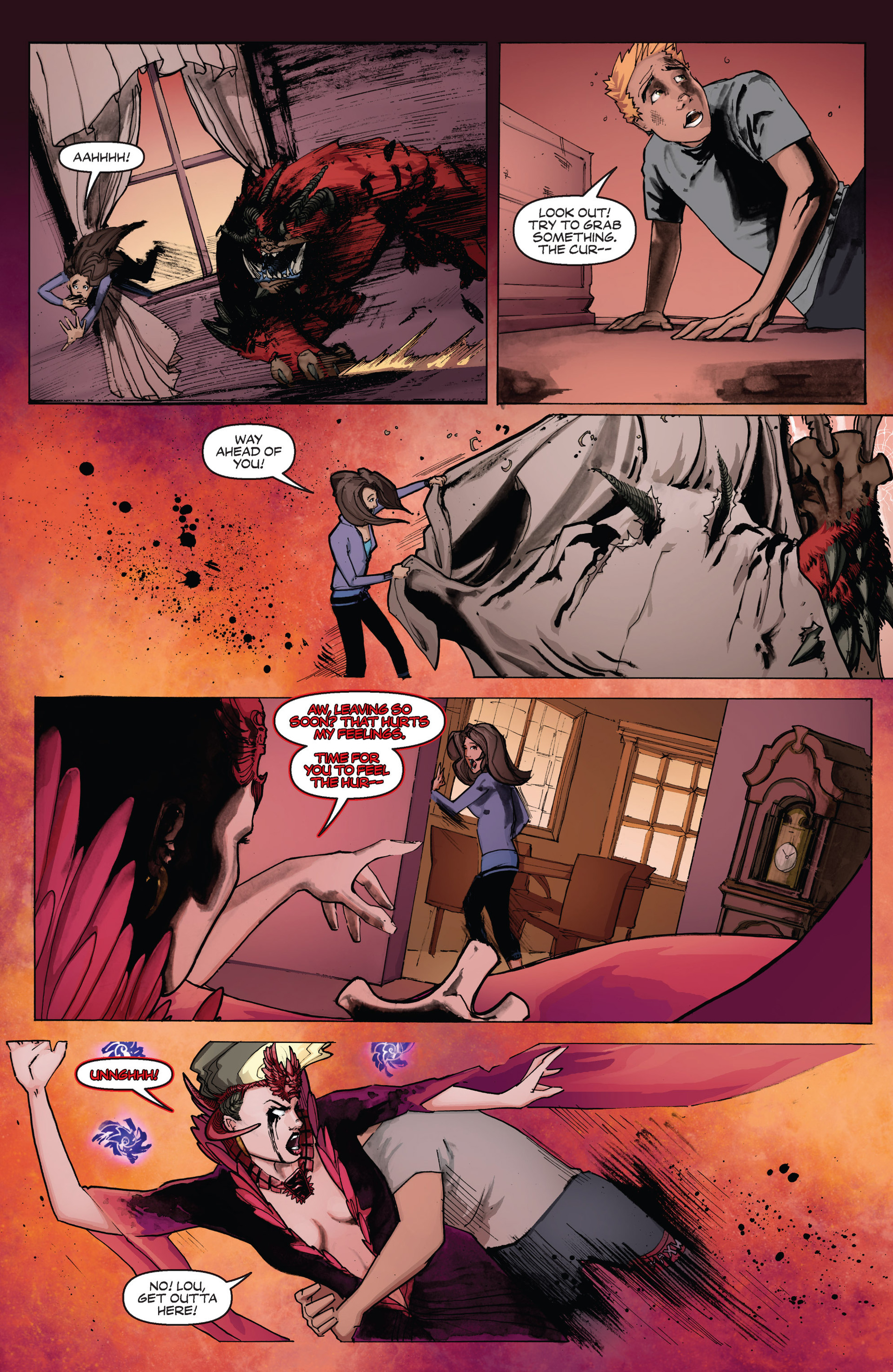 Read online Shrugged (2013) comic -  Issue #4 - 9