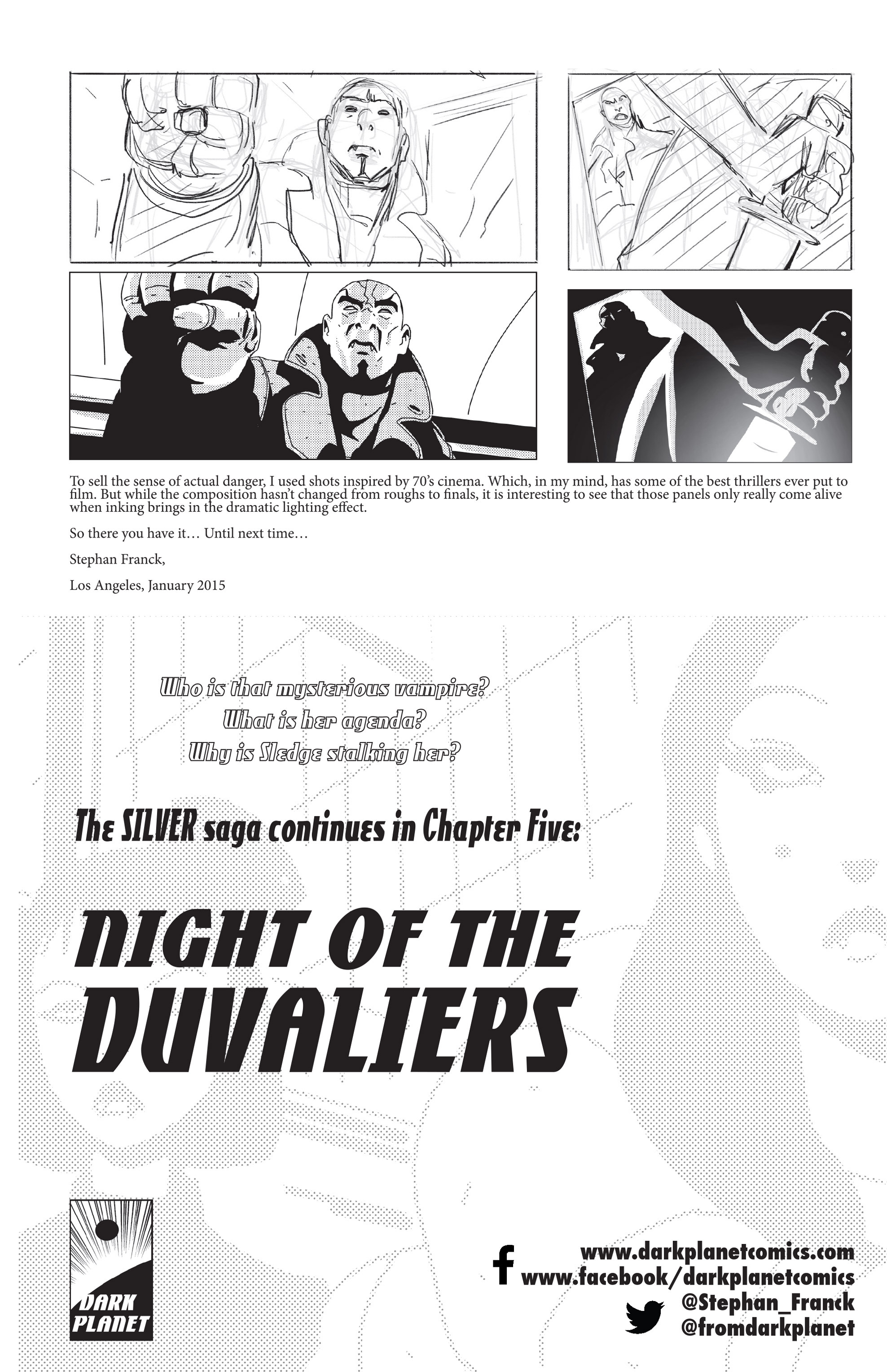 Read online Silver comic -  Issue #4 - 35