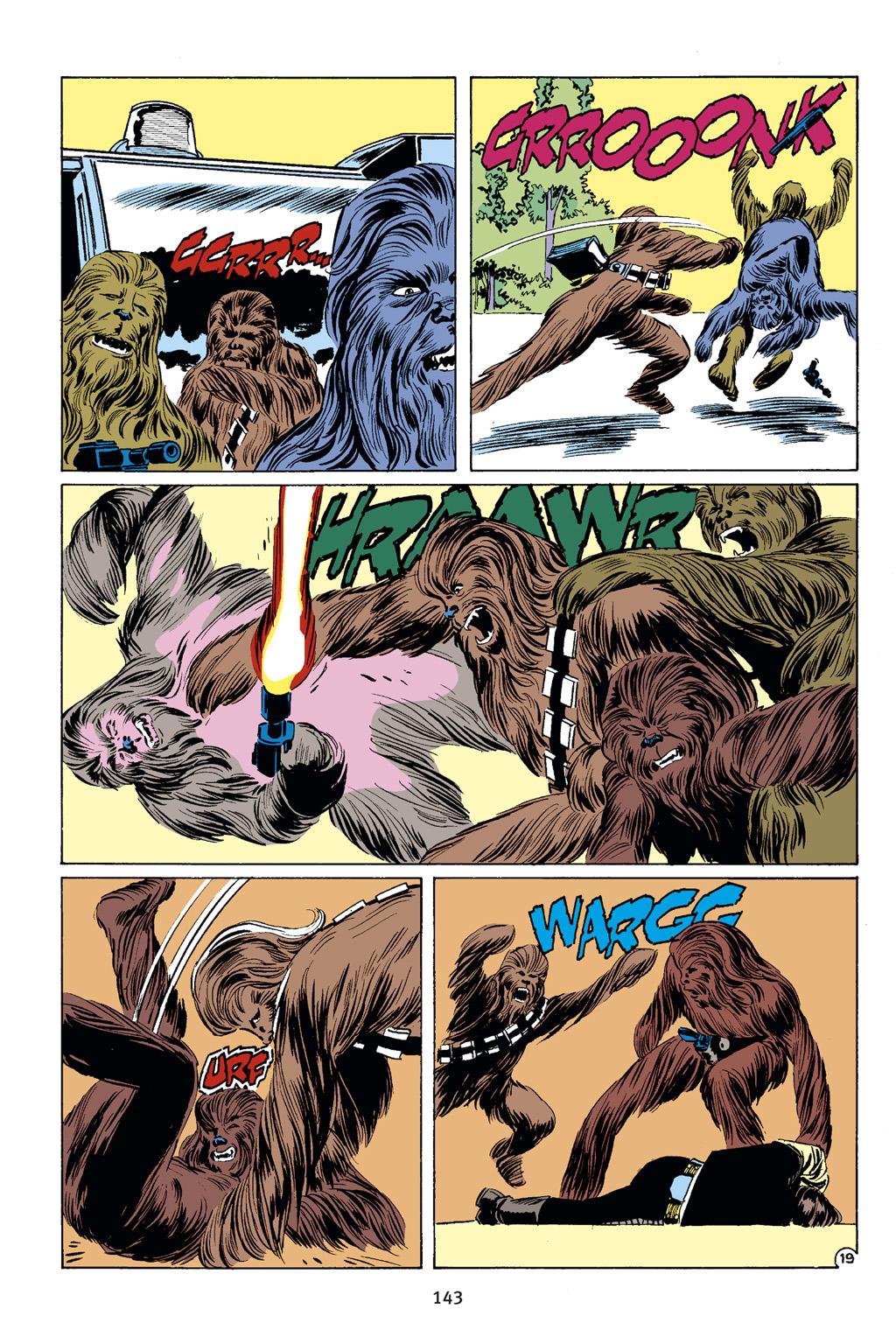 Read online Star Wars Omnibus comic -  Issue # Vol. 21 - 137