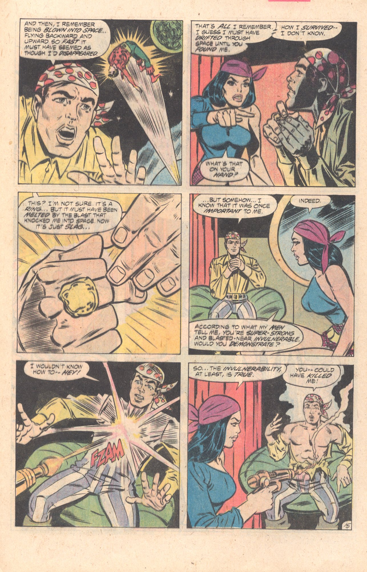 Legion of Super-Heroes (1980) 274 Page 15