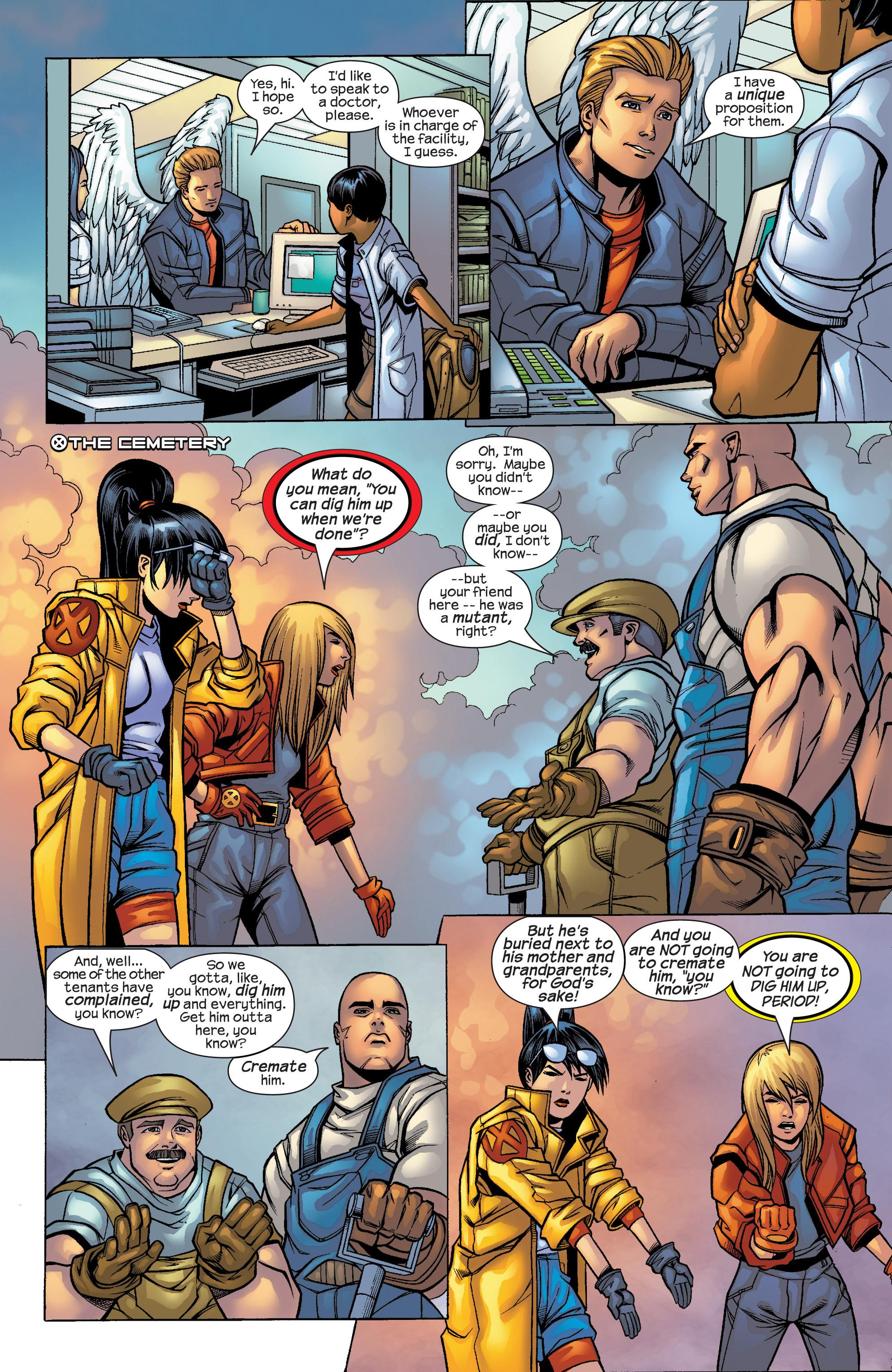 Read online Uncanny X-Men (1963) comic -  Issue #427 - 8