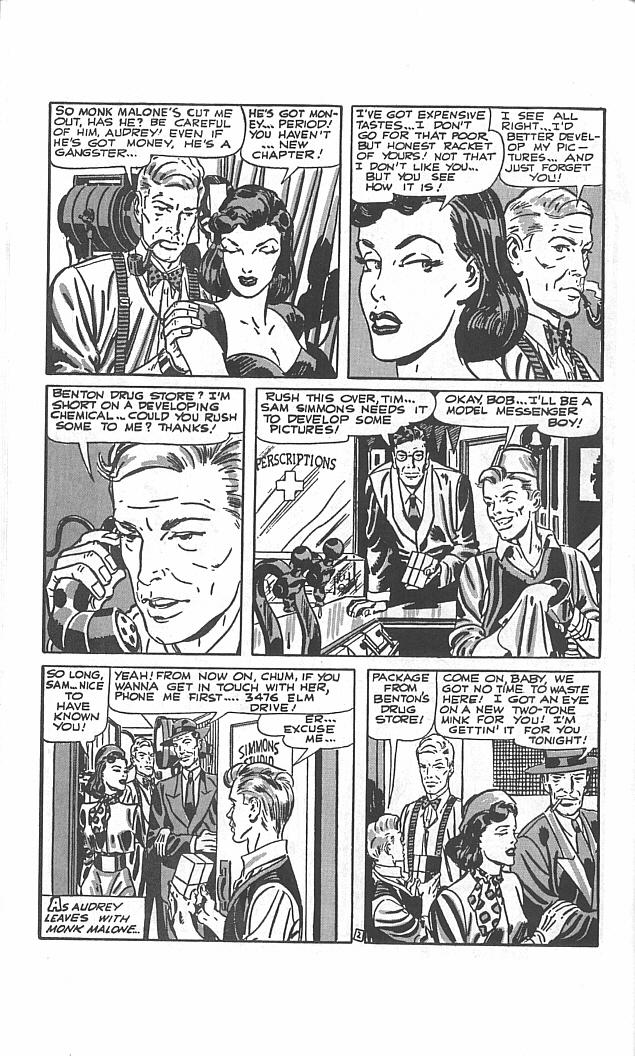 Read online Golden-Age Men of Mystery comic -  Issue #11 - 14