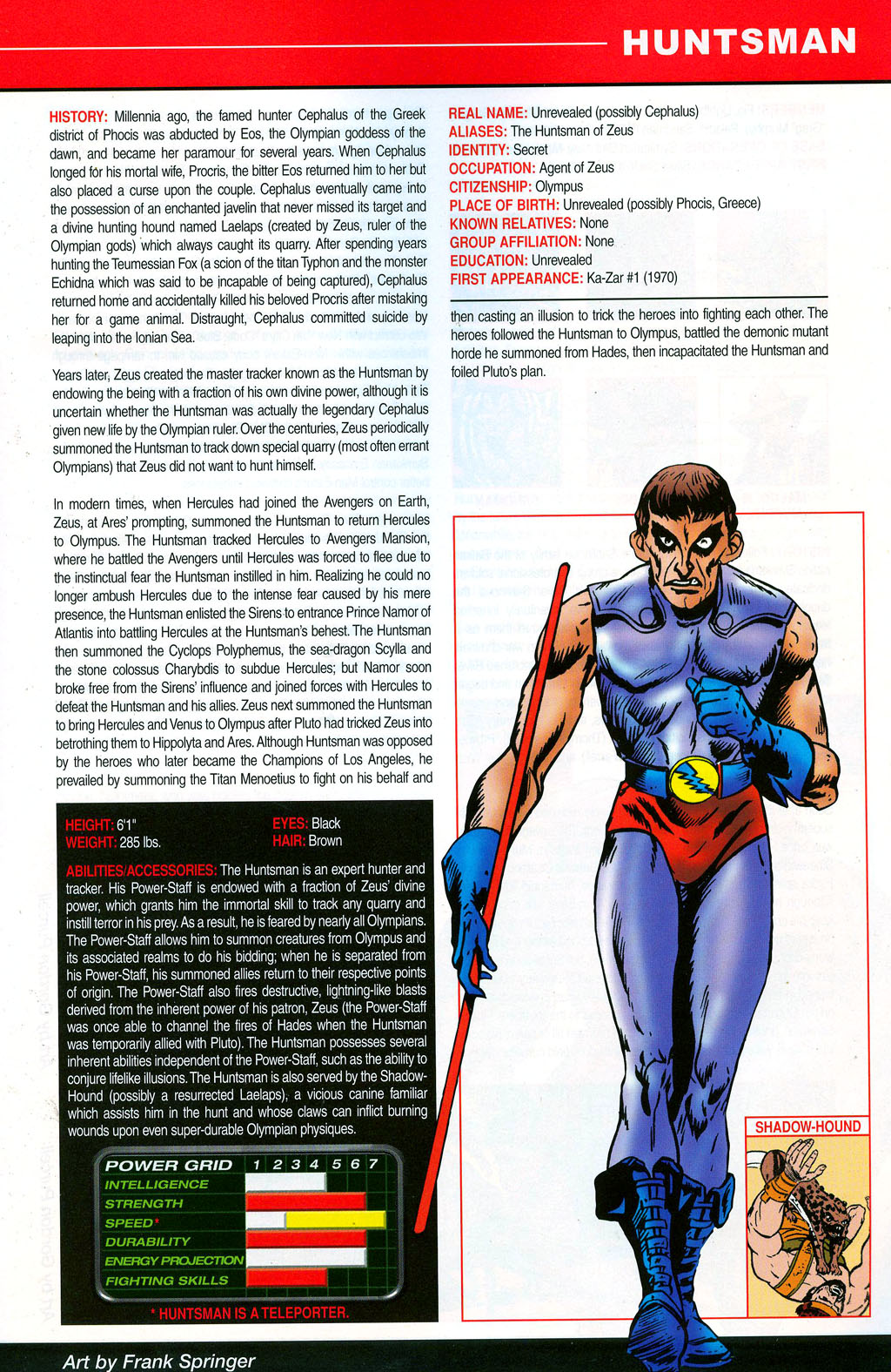 Read online All-New Official Handbook of the Marvel Universe A to Z: Update comic -  Issue #3 - 23