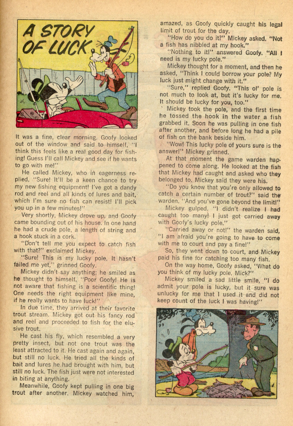 Read online Uncle Scrooge (1953) comic -  Issue #69 - 29