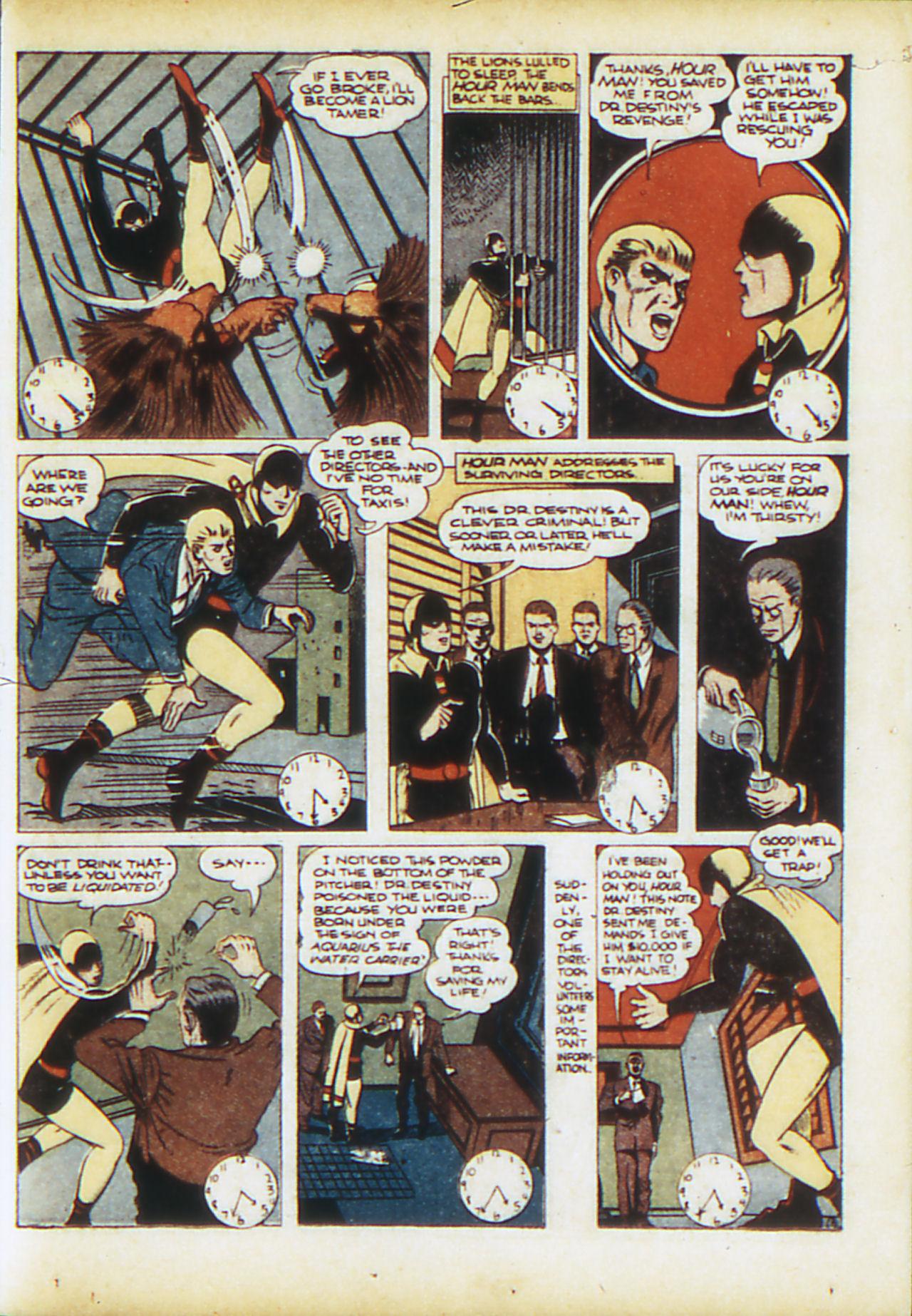 Read online Adventure Comics (1938) comic -  Issue #71 - 44