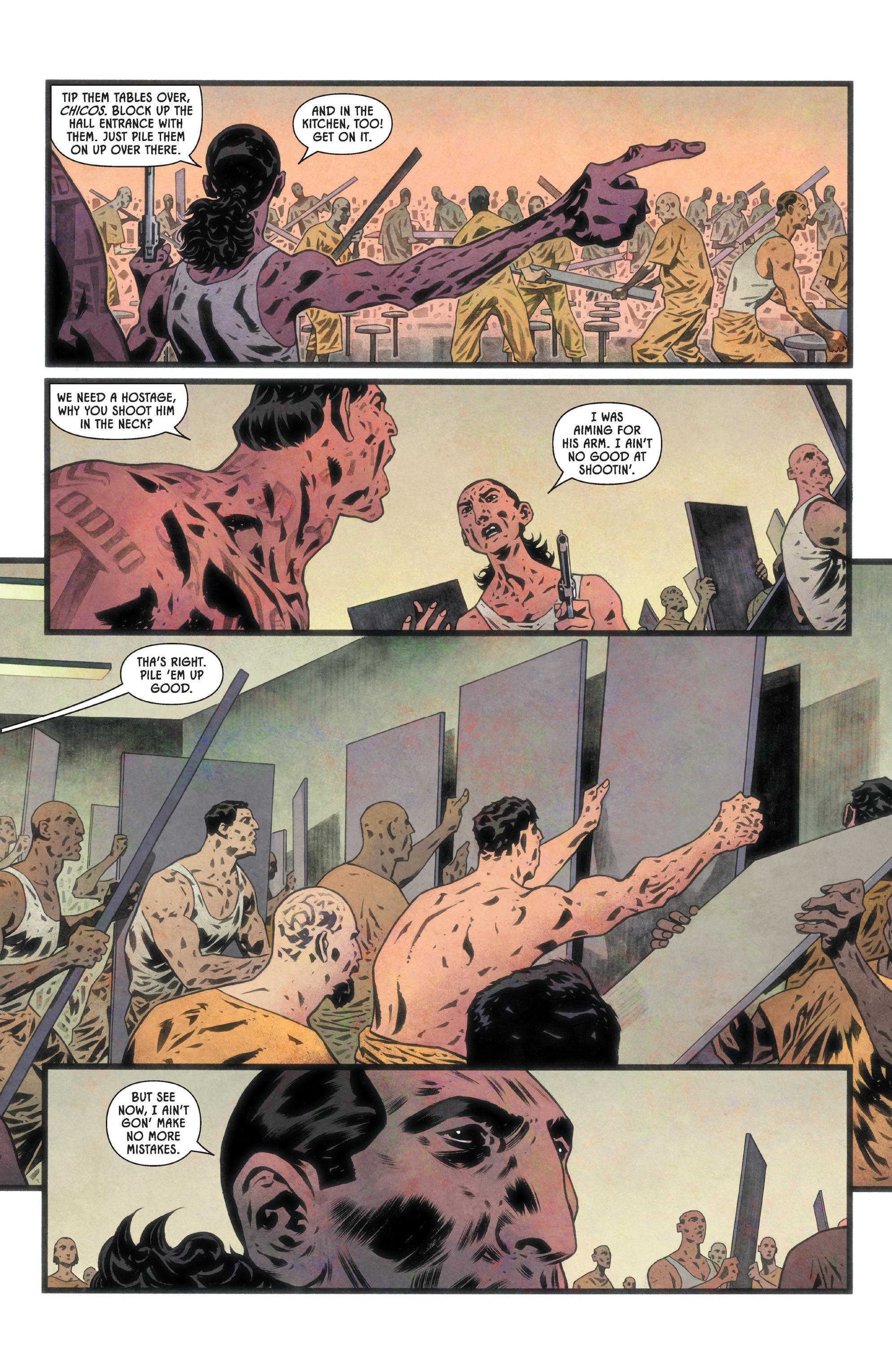 Read online Dead Inside comic -  Issue #5 - 5