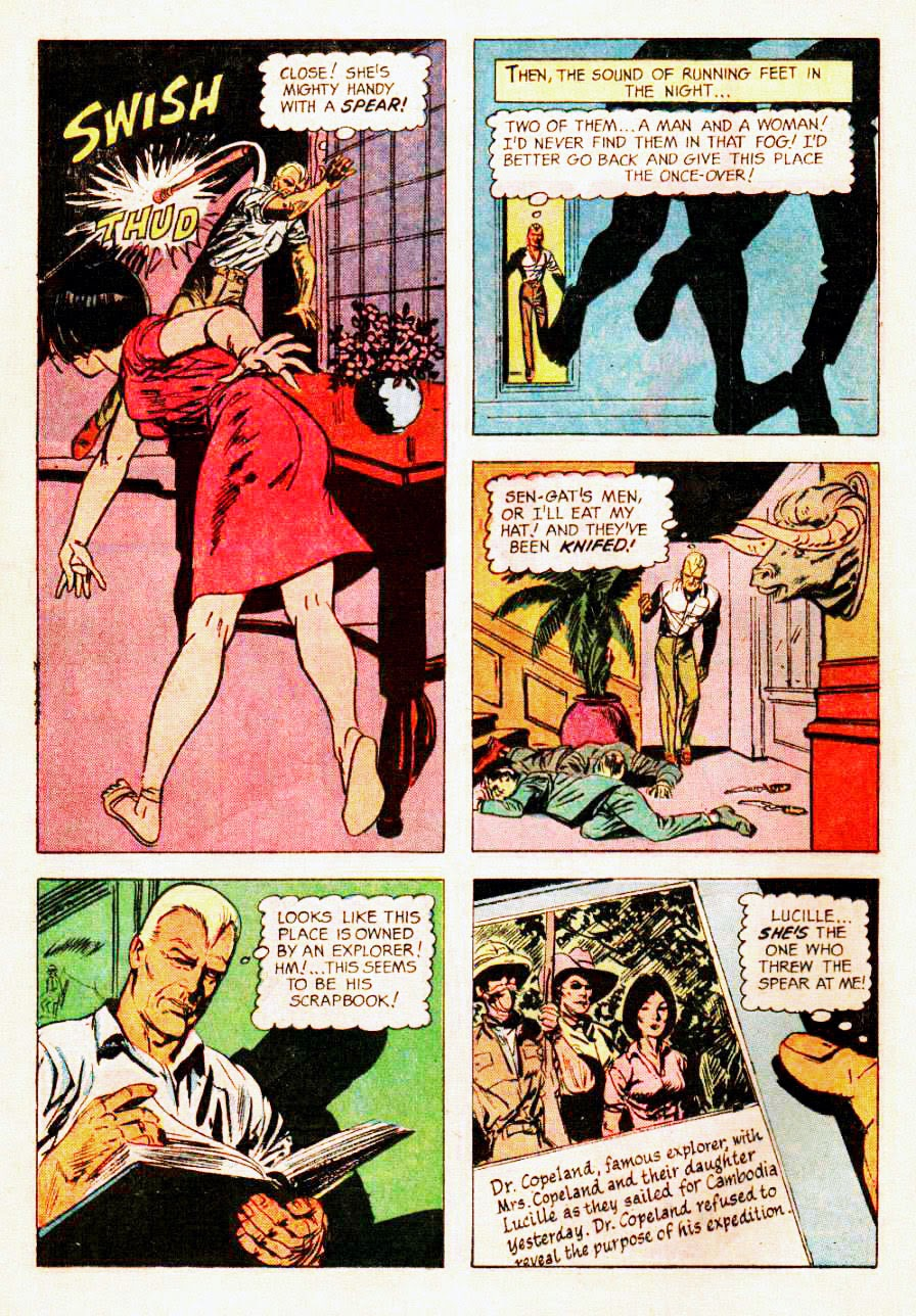 Read online Doc Savage (1966) comic -  Issue # Full - 12