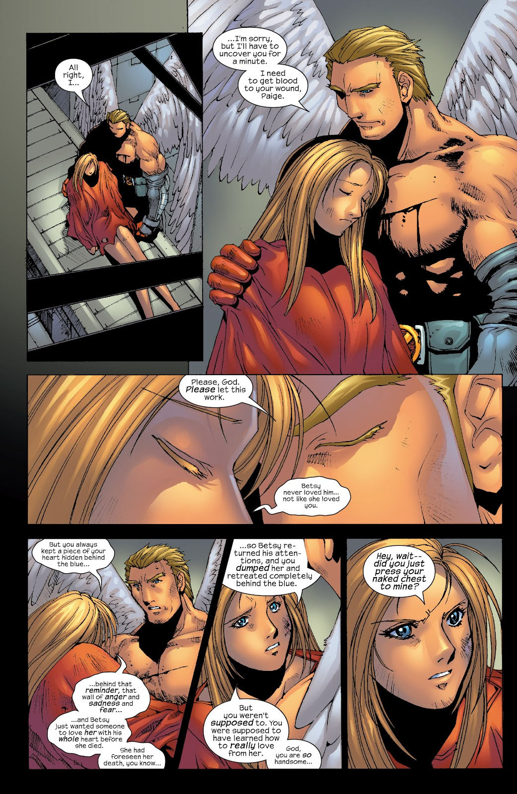 Read online X-Men: Unstoppable comic -  Issue # TPB (Part 3) - 76