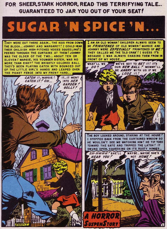 Read online Shock SuspenStories comic -  Issue #6 - 23