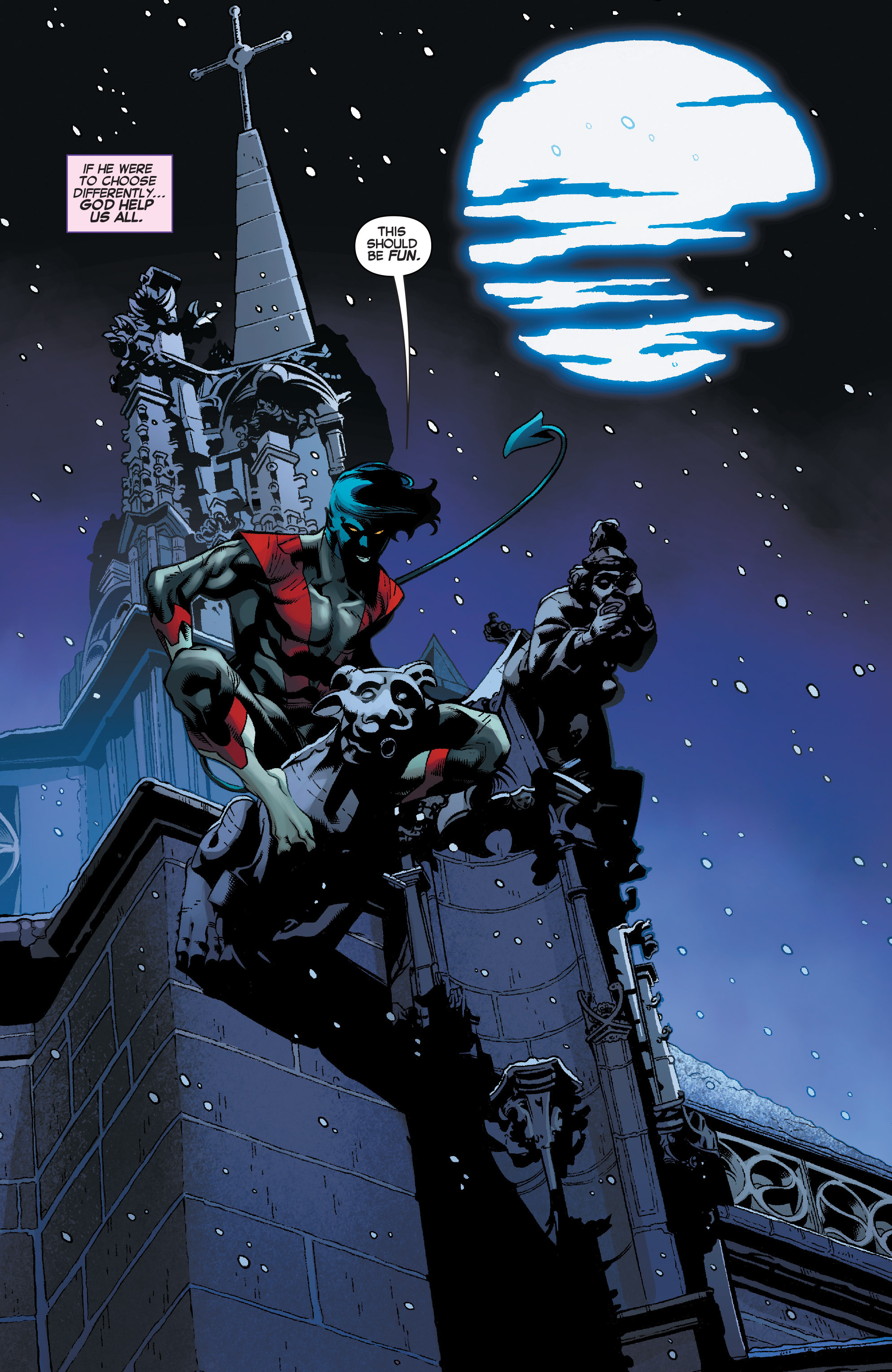 Read online Amazing X-Men (2014) comic -  Issue #14 - 6
