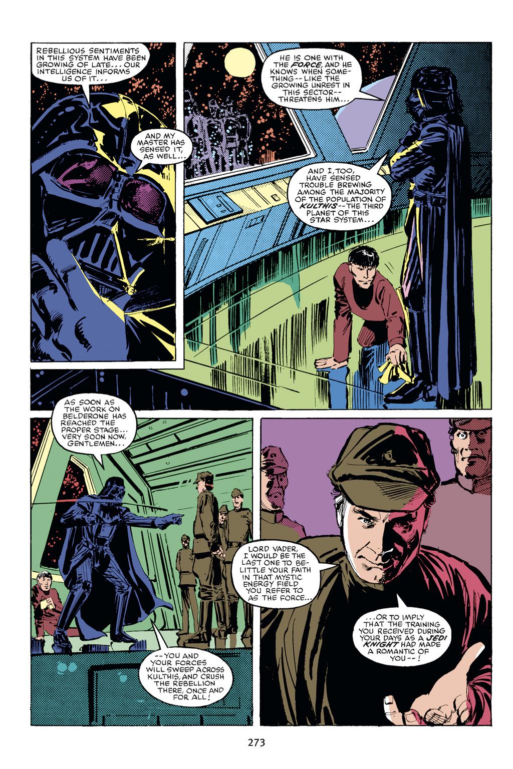 Read online Star Wars Omnibus comic -  Issue # Vol. 18 - 258