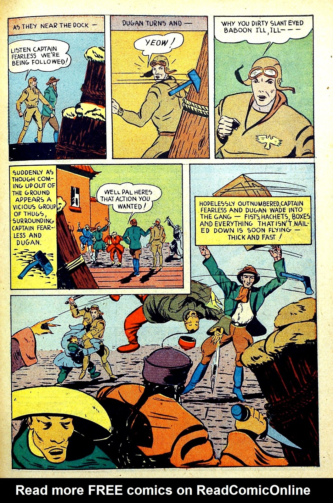 Read online Silver Streak Comics comic -  Issue #22 - 47