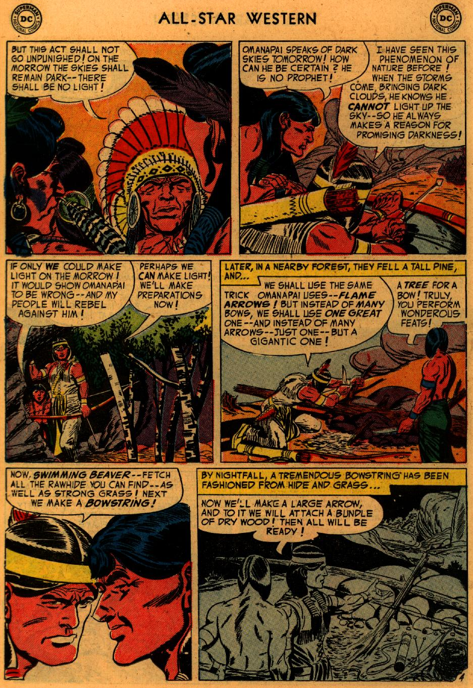 Read online All-Star Western (1951) comic -  Issue #73 - 14