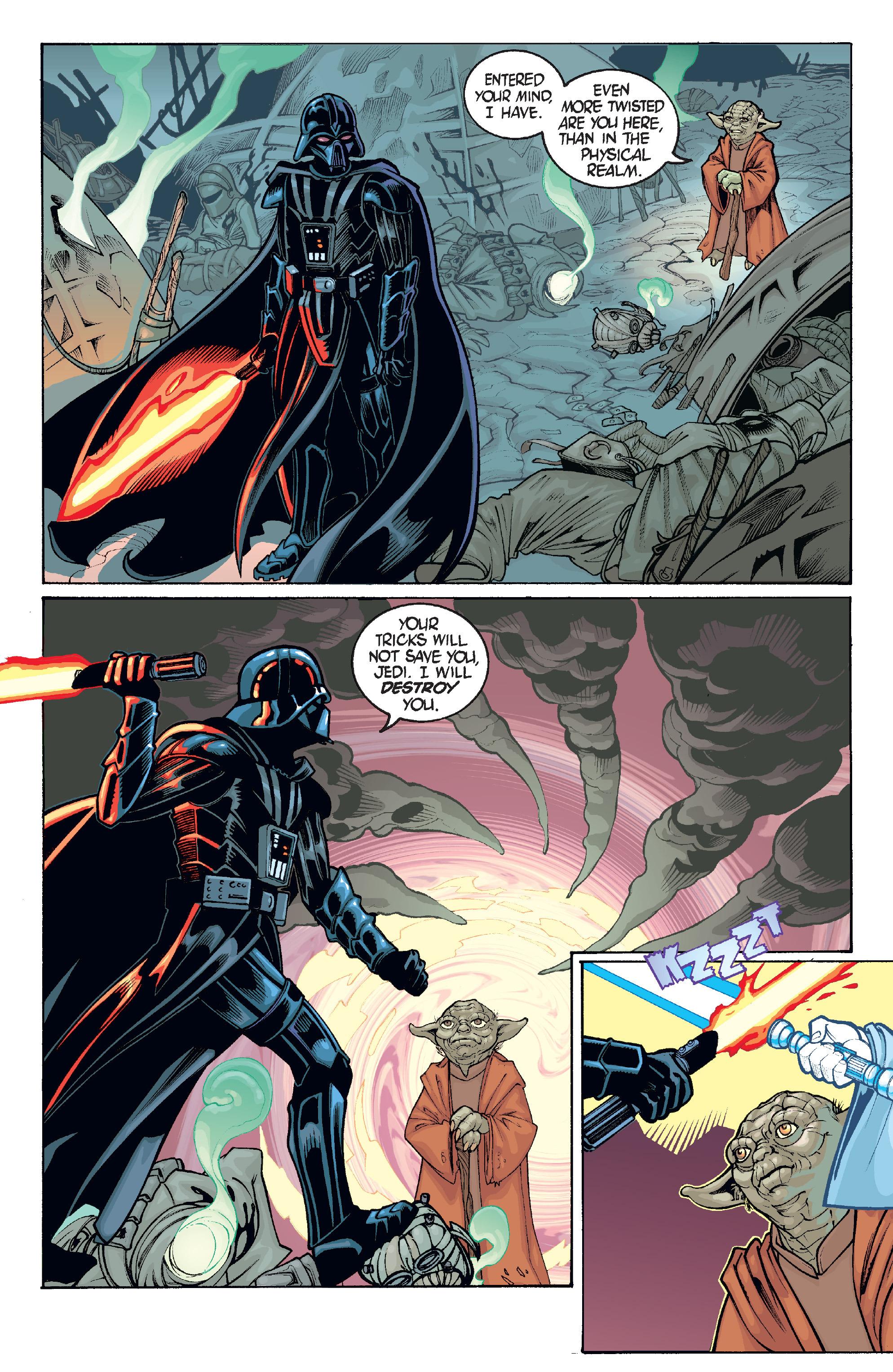 Read online Star Wars Omnibus comic -  Issue # Vol. 27 - 169