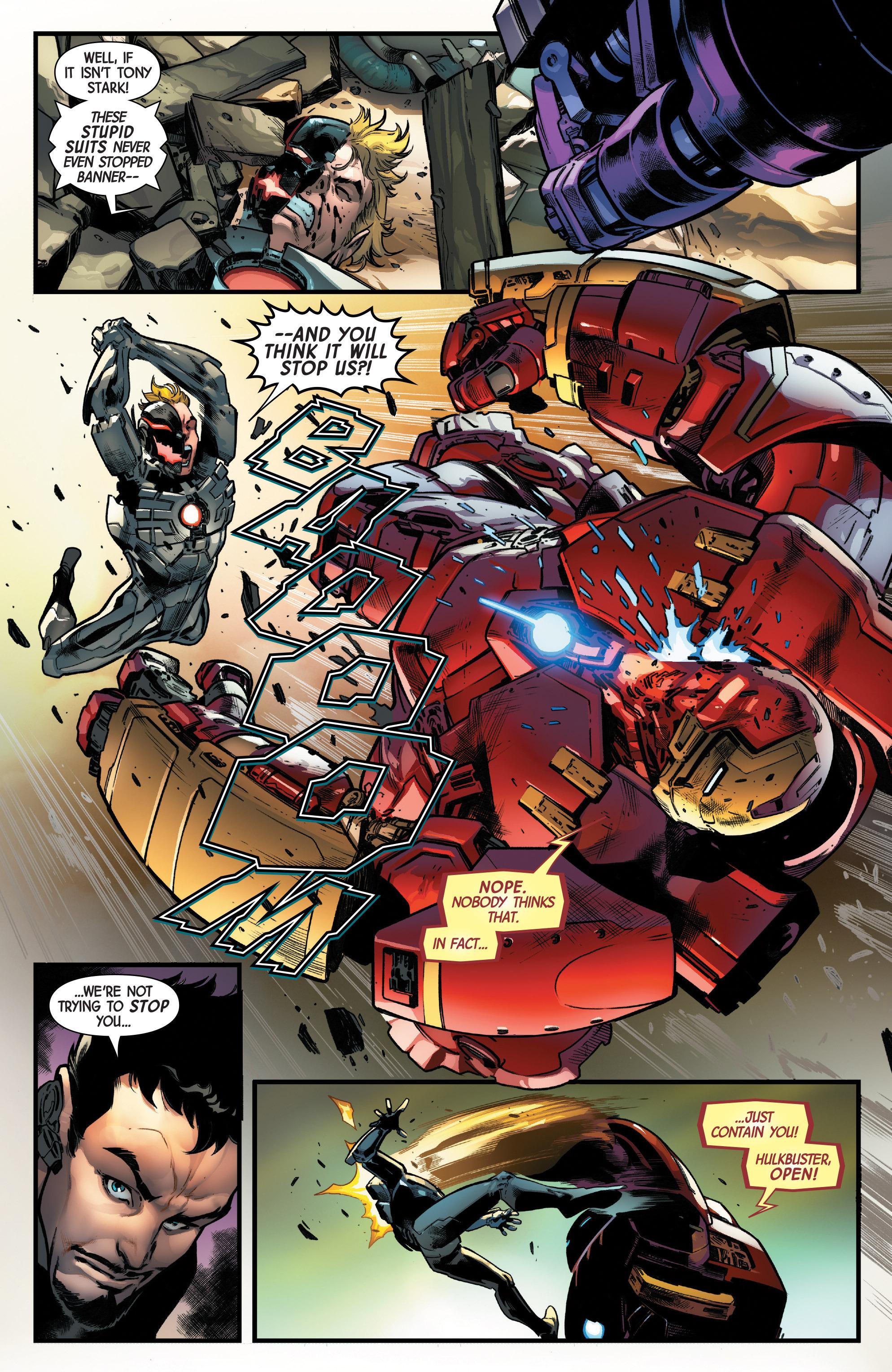 Read online Uncanny Avengers [II] comic -  Issue #12 - 4